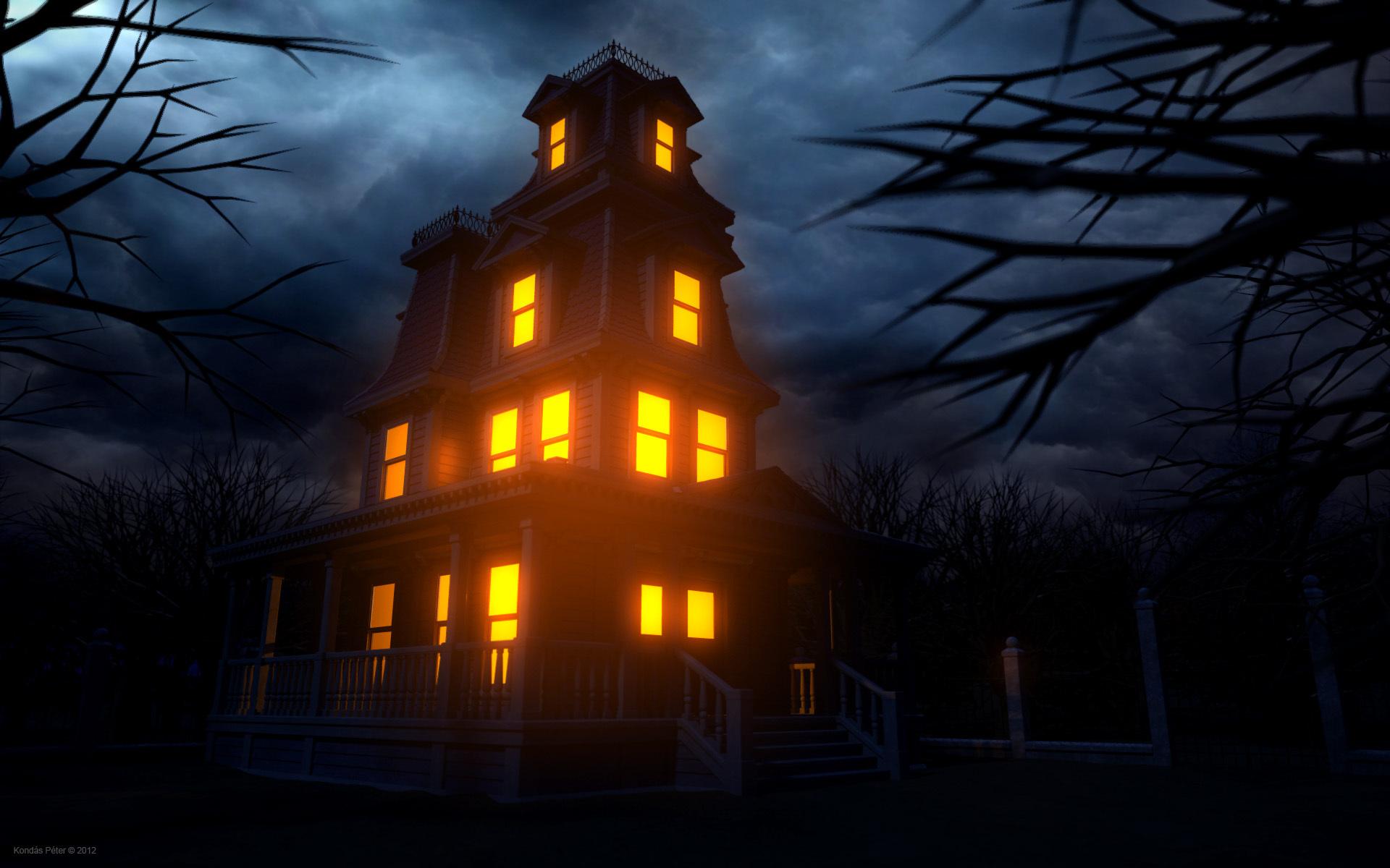 Картинки с призраками дома
