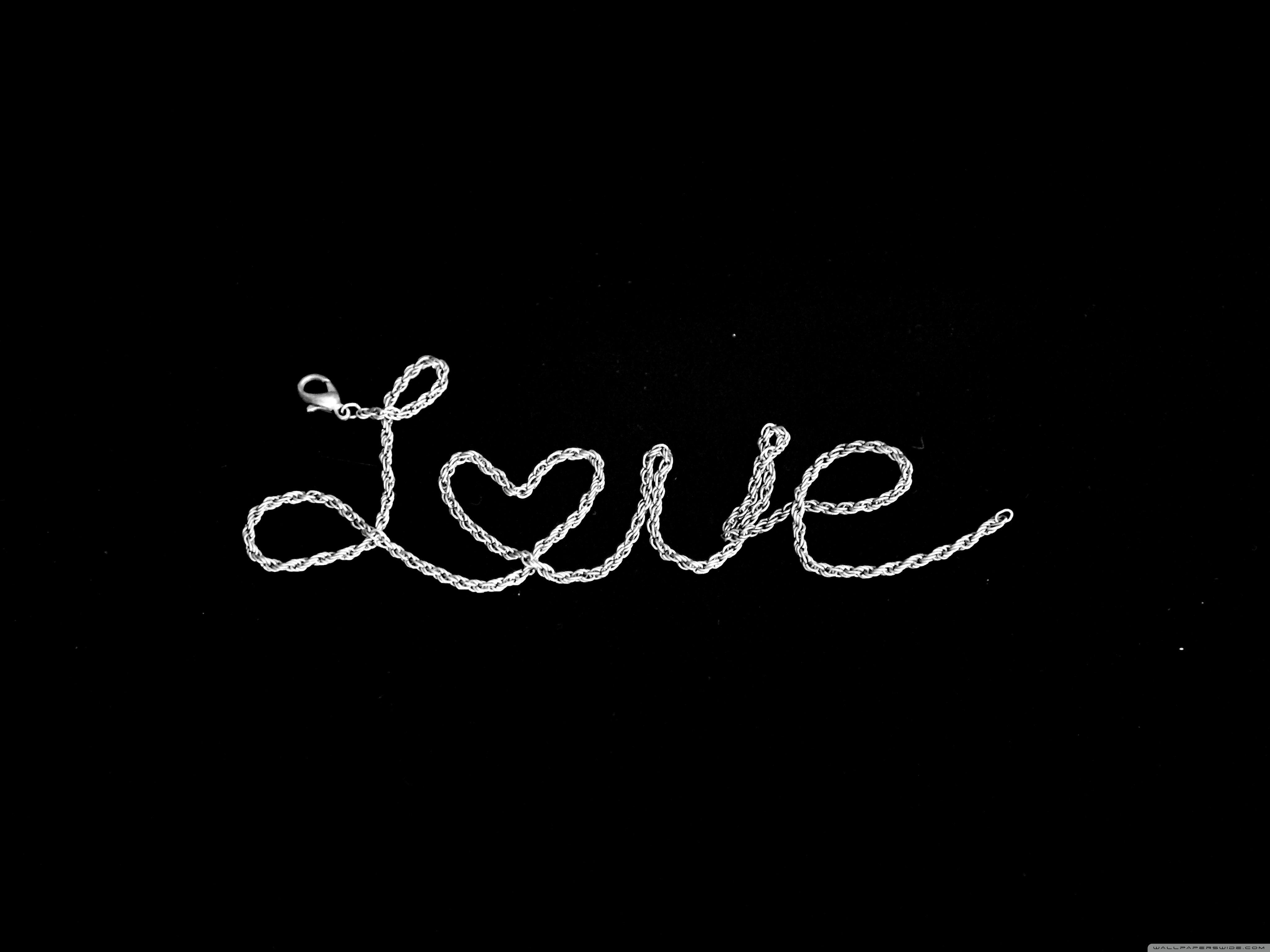 Белье прикольным, картинки черные с белой надписью я тебя люблю