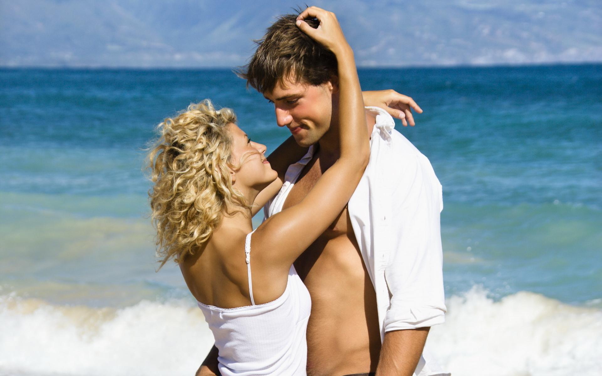 Фото девушки с мужчиной высокого разрешения