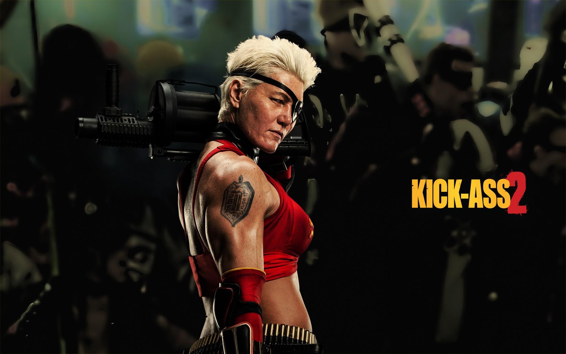 kick ass clips gaze fix