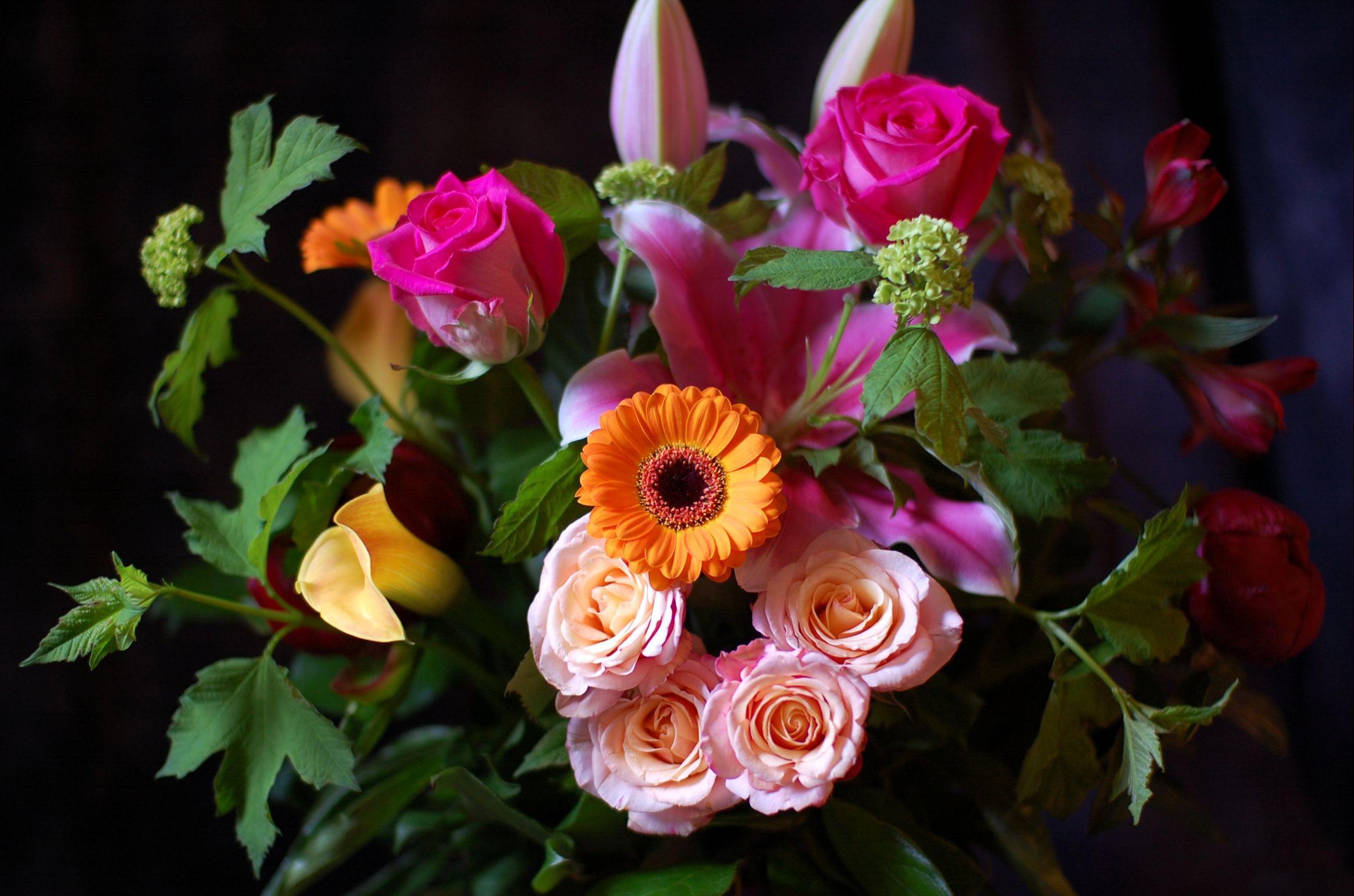 Цены, изумительные букеты цветов на фото