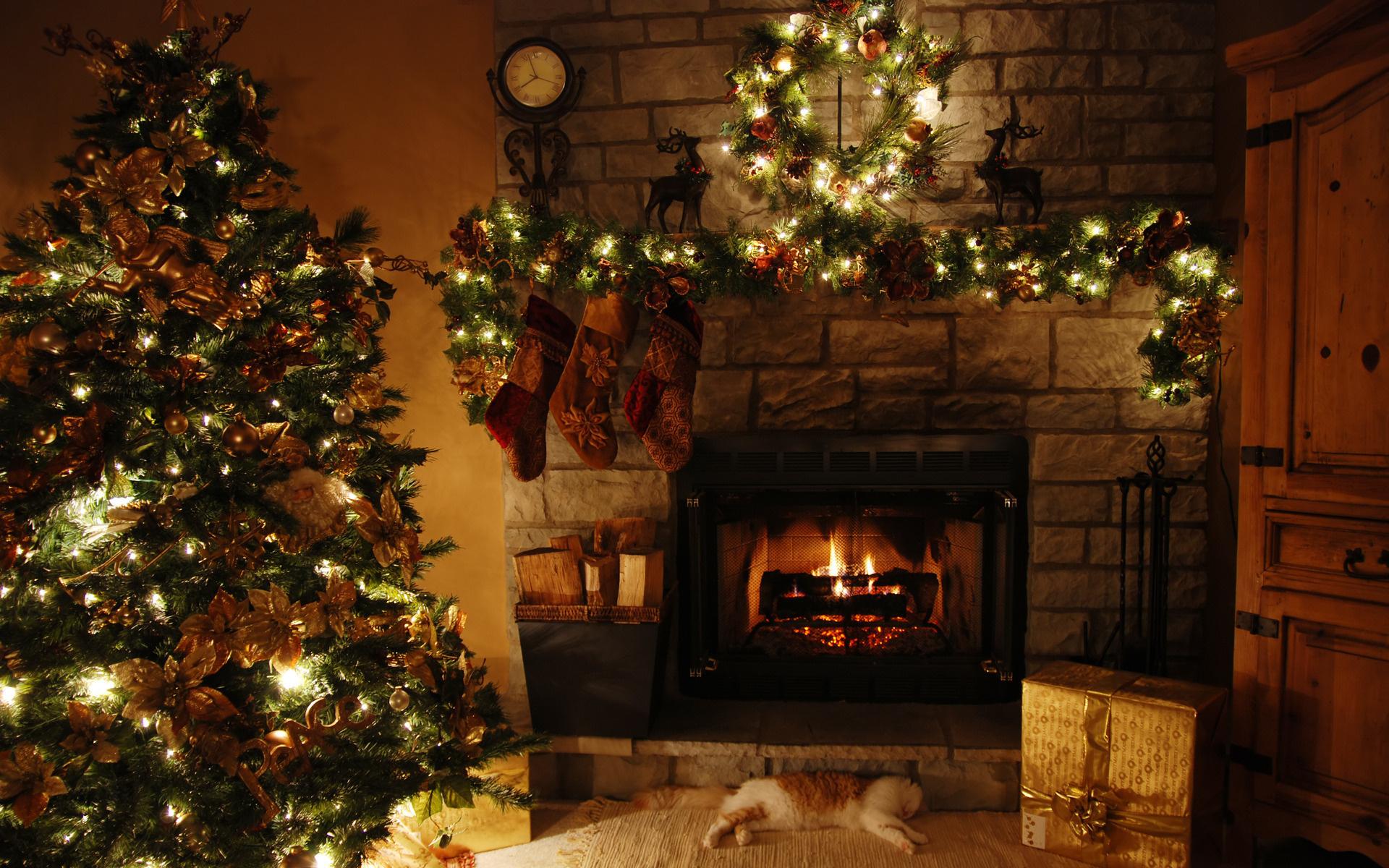 Фото самых красивых новогодних украшений