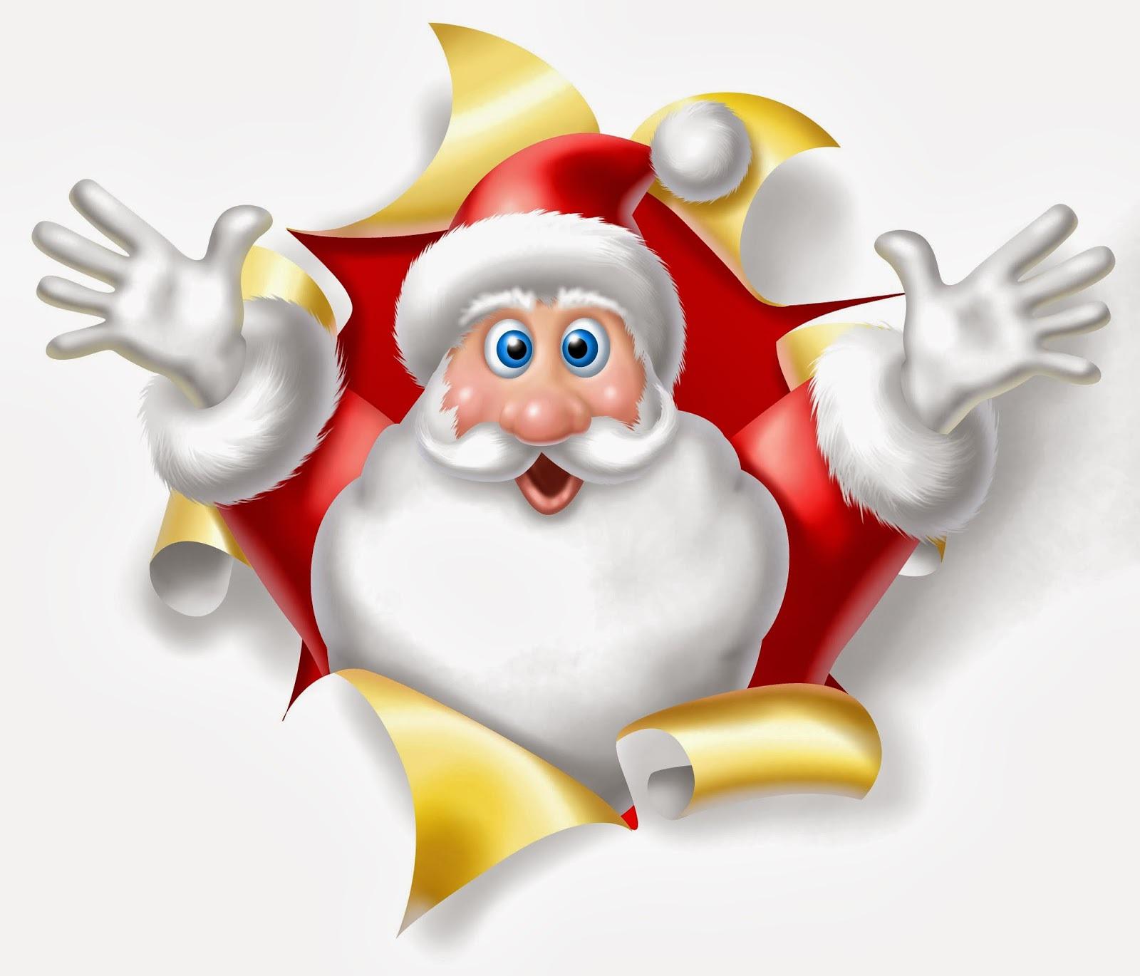 children santa claus - Pictures Santa Claus