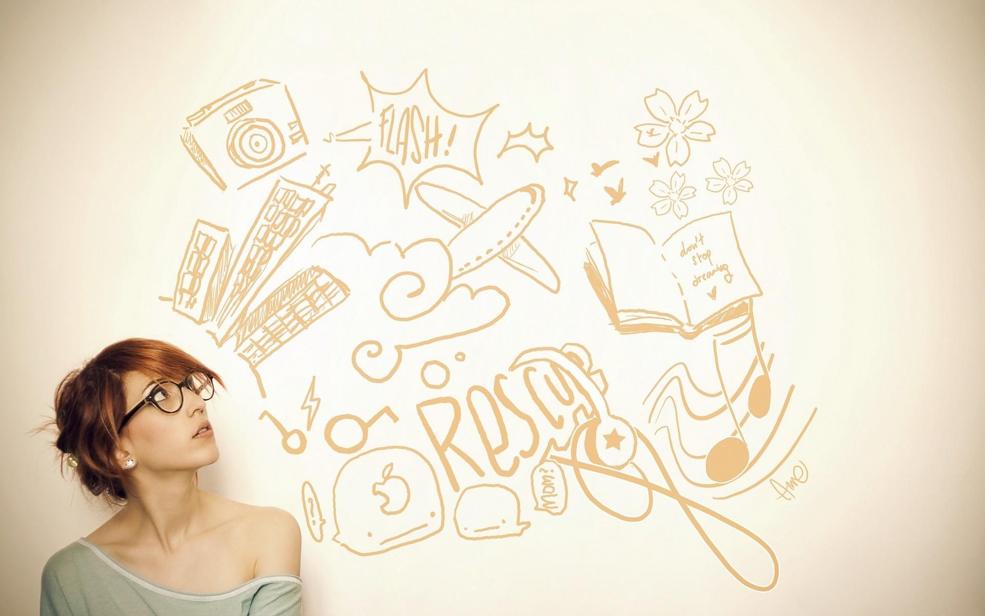 Картинки мысли девушек, годовасием