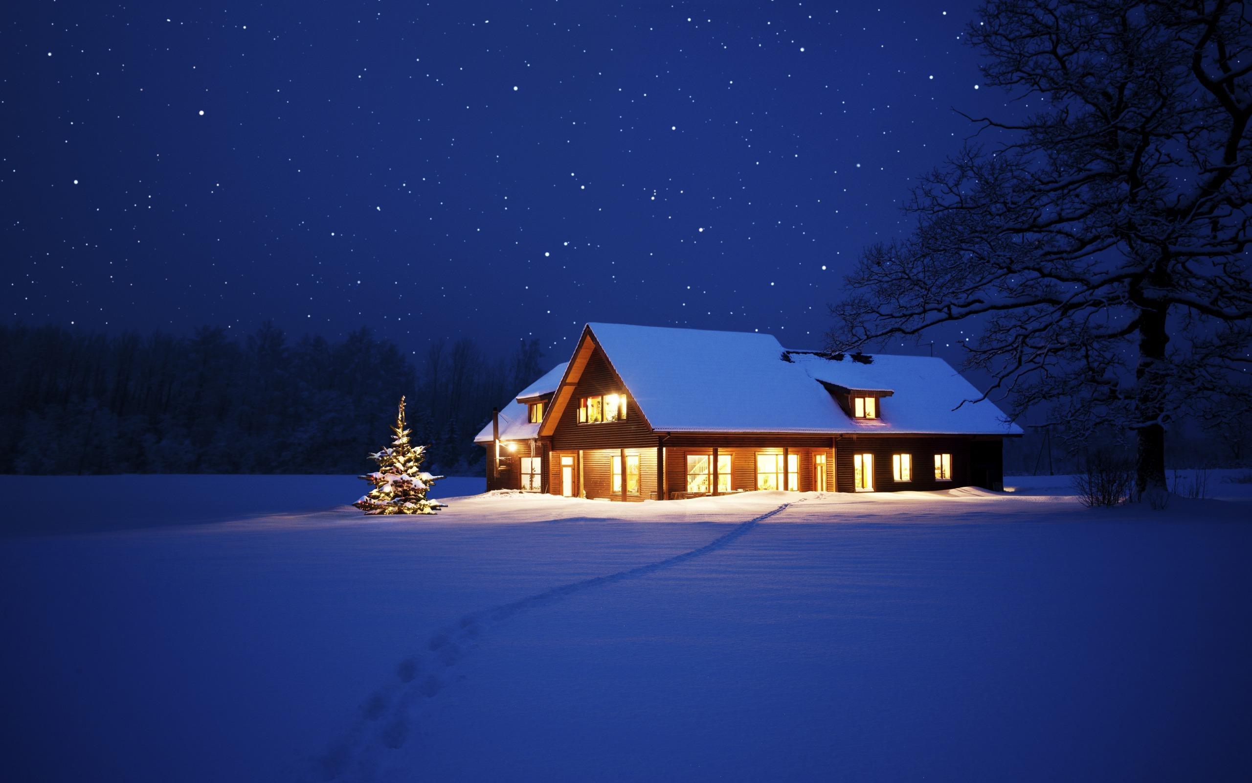 картинка снежные домики стала