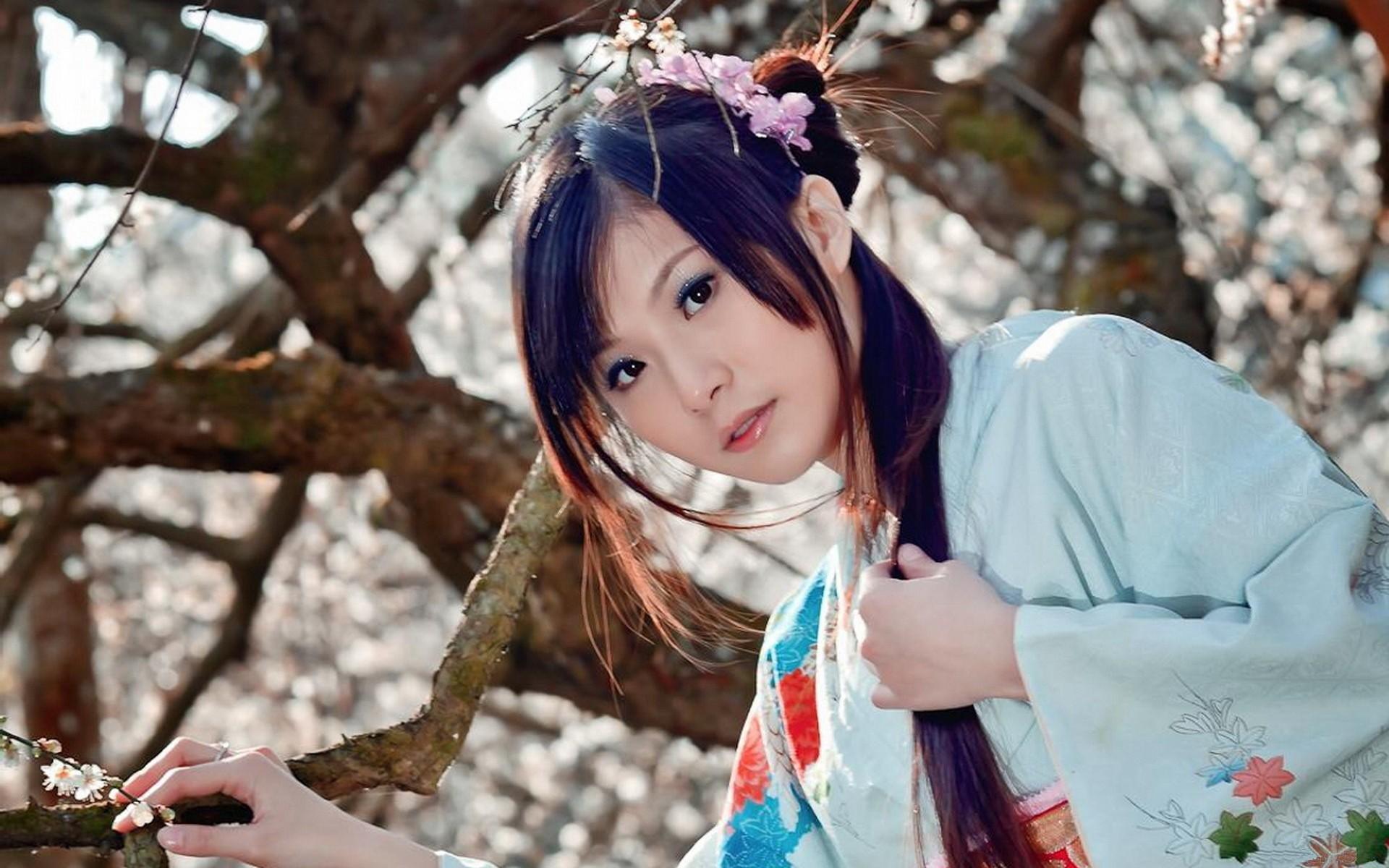 Японские девушки фото бесплатно 13 фотография