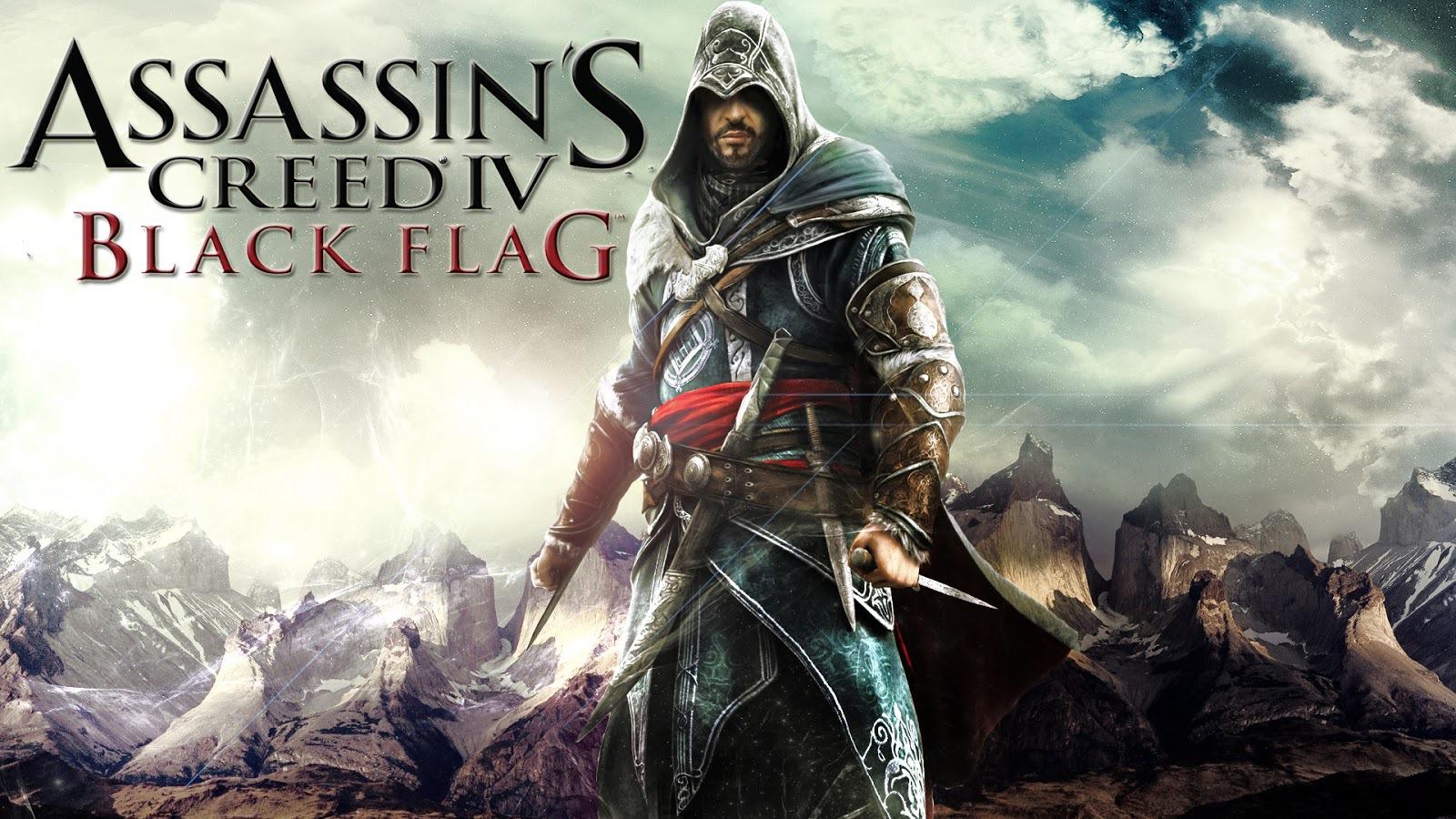 Официальный сайт ubisoft assassin's creed iv черный флаг.