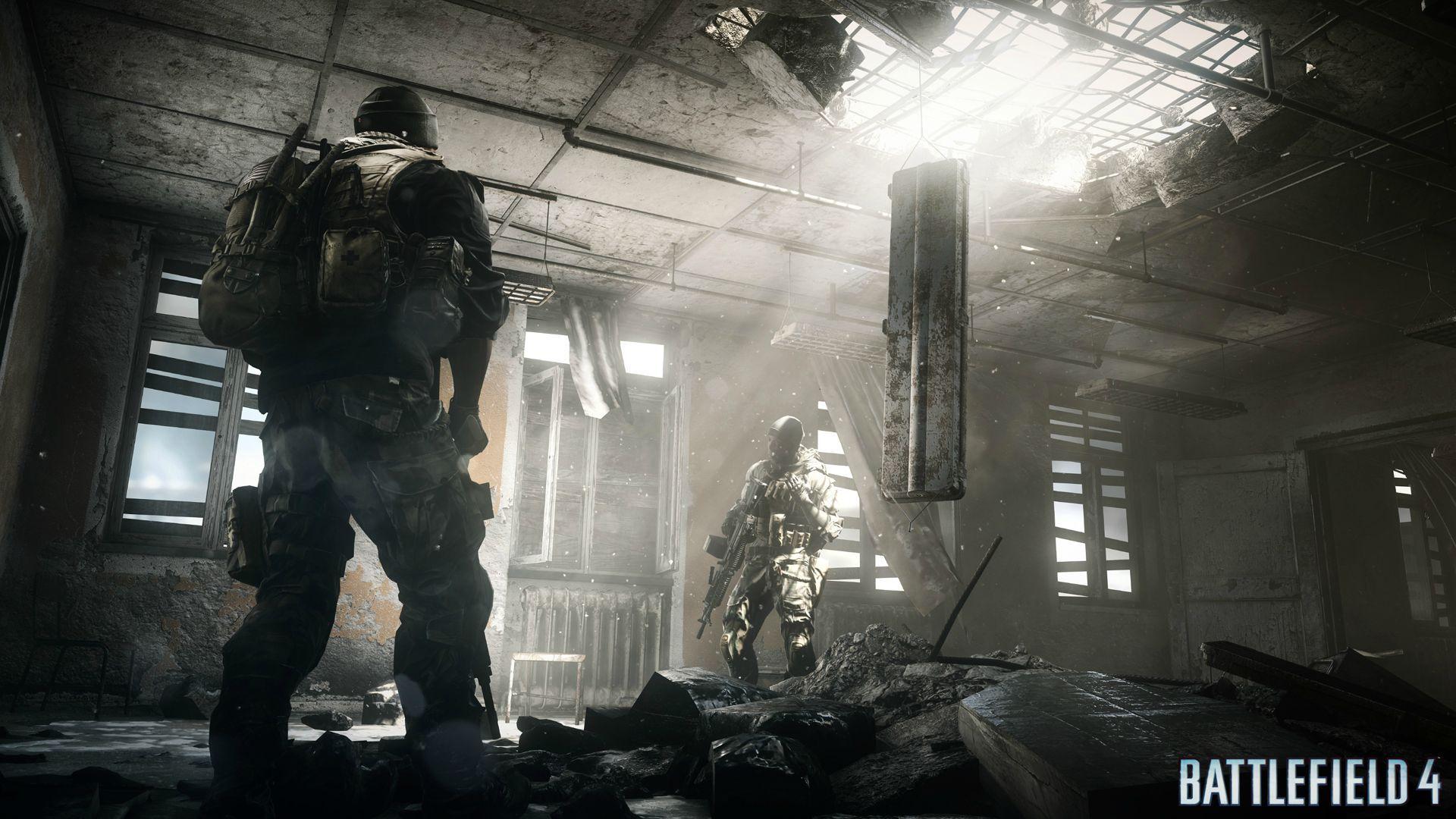 Скачать Battlefield 4 торрент repack на pc
