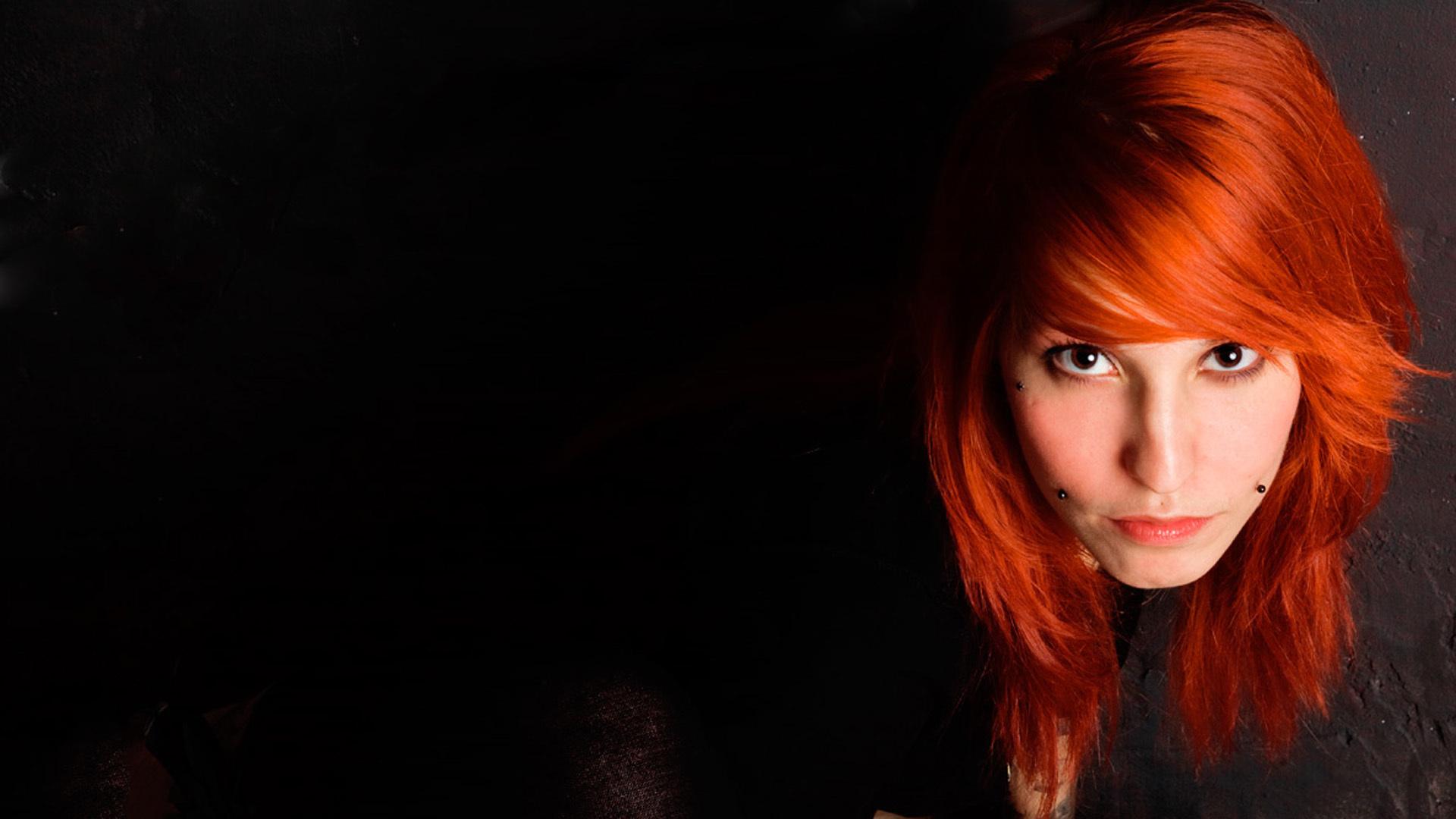 Pretty Red Headed Women