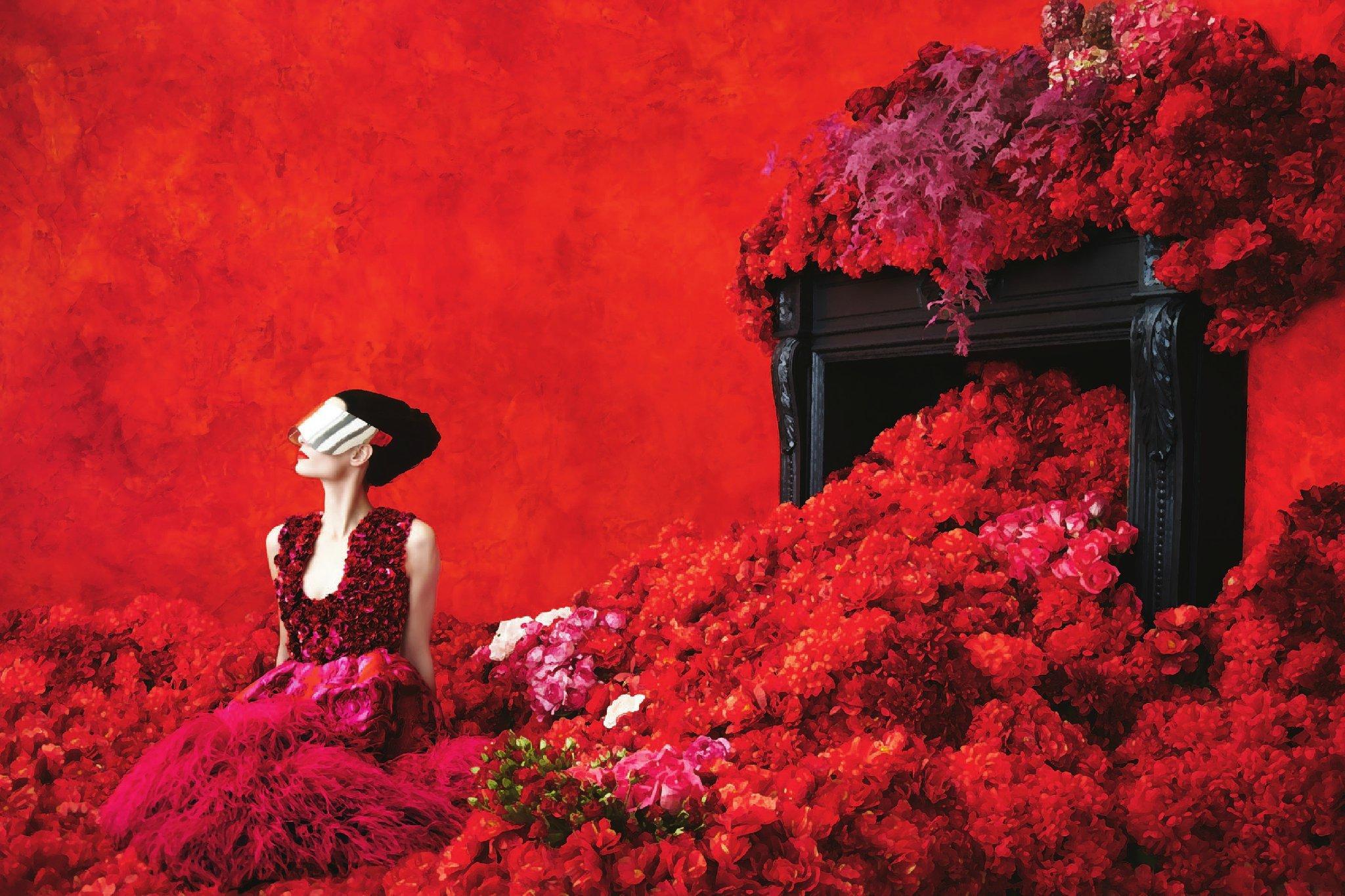 кроп-фотоаппаратов, увеличивающих на каком фоне фотографировать красный цвет подавляющем большинстве фотографий