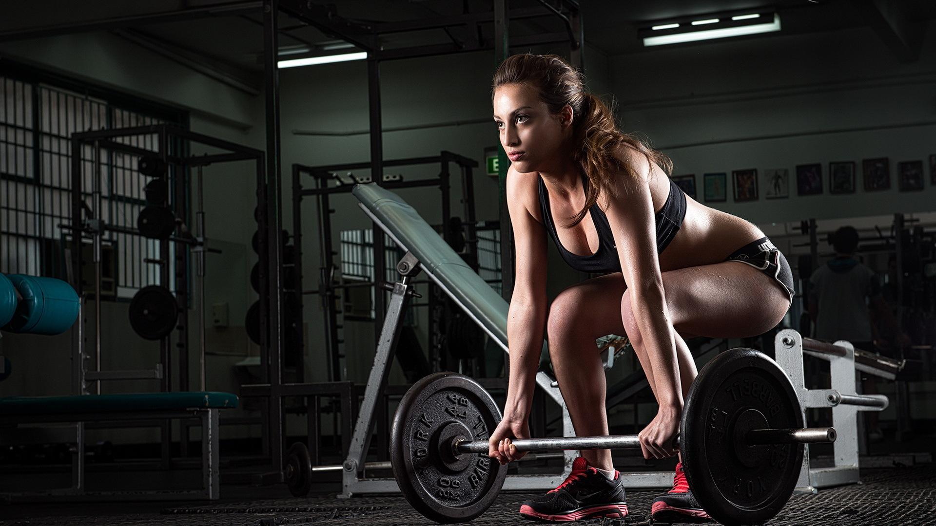 фитнес девушки фото hd