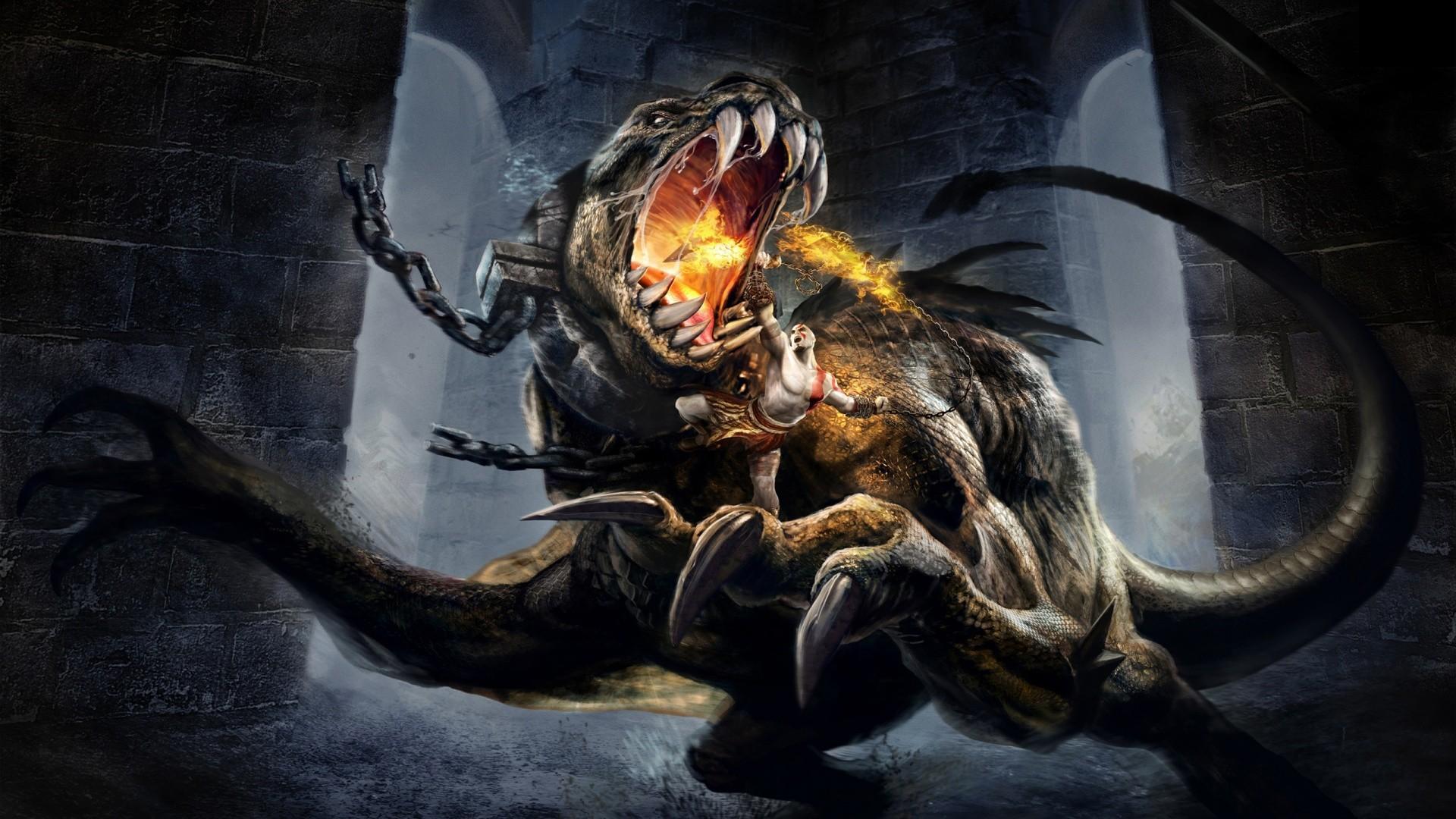 God of war ascension the big rat wallpapers and images god of war ascension the big rat voltagebd Choice Image