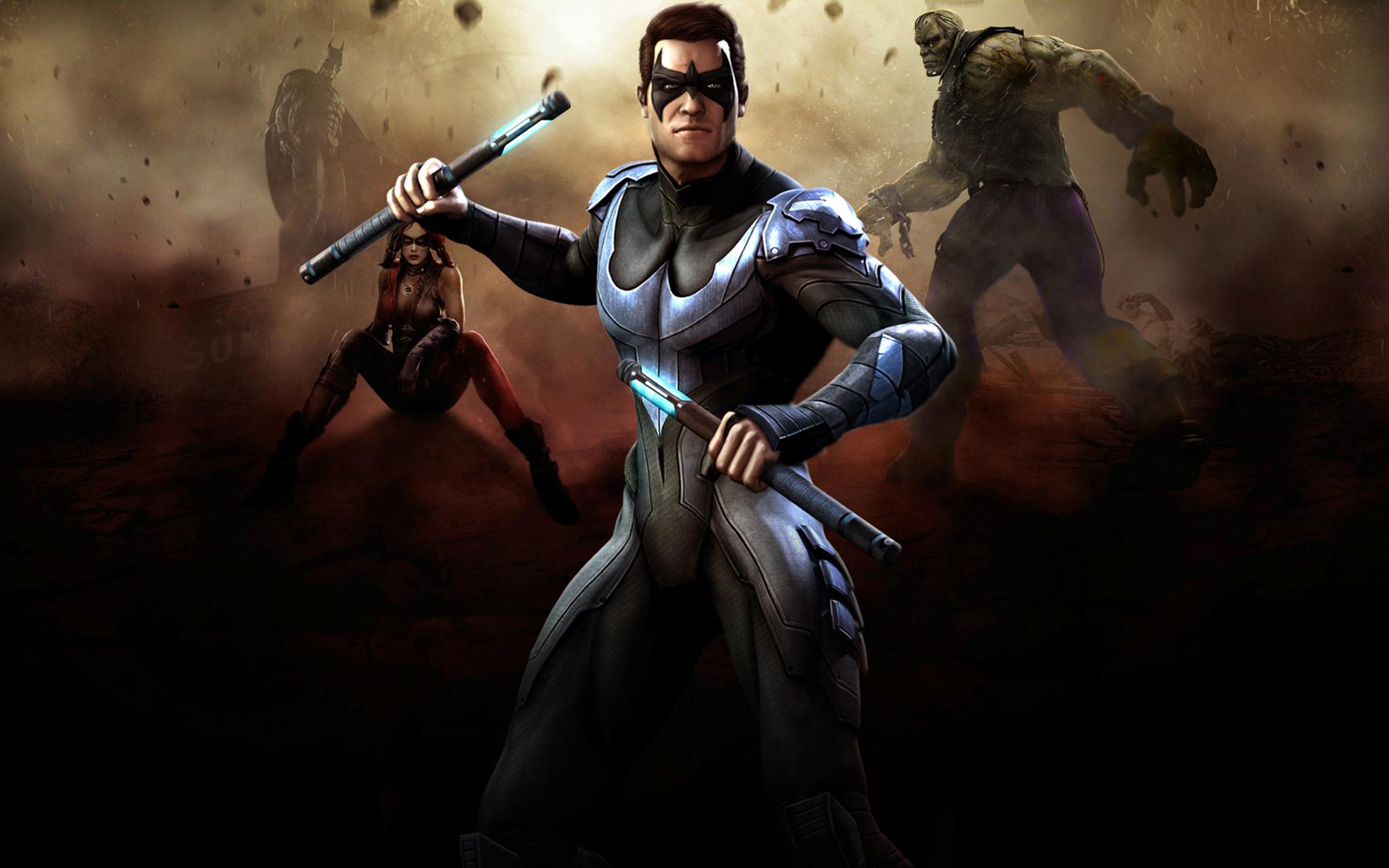 Injustice: Gods Among Us - Ultimate Edition: Найтвинг ...