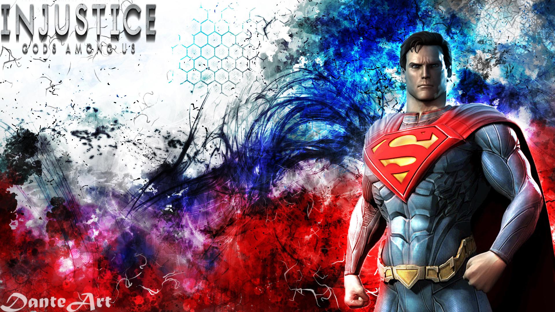 Injustice gods among us ultimate edition superman wallpapers injustice gods among us ultimate edition superman voltagebd Images