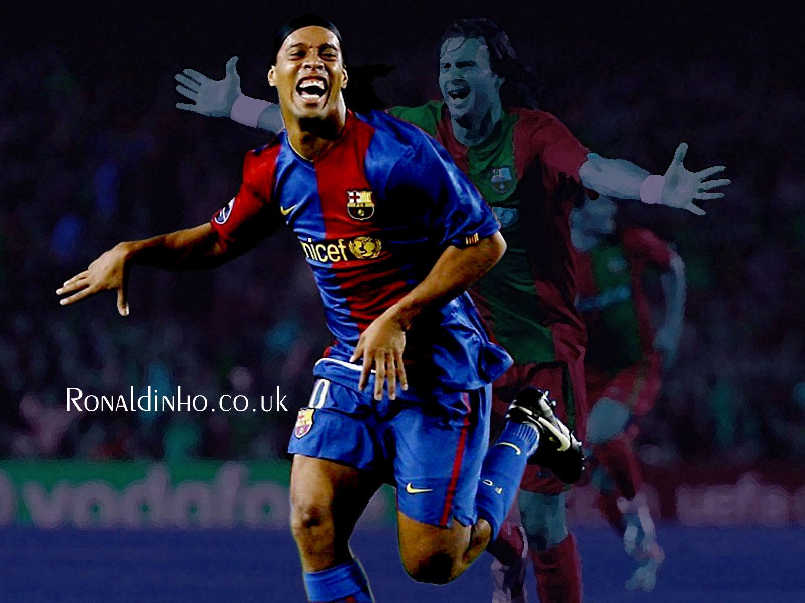 Ronaldinho Football Sport Desktop Photos: The Football Player Of Atletico Mineiro Ronaldinho Is