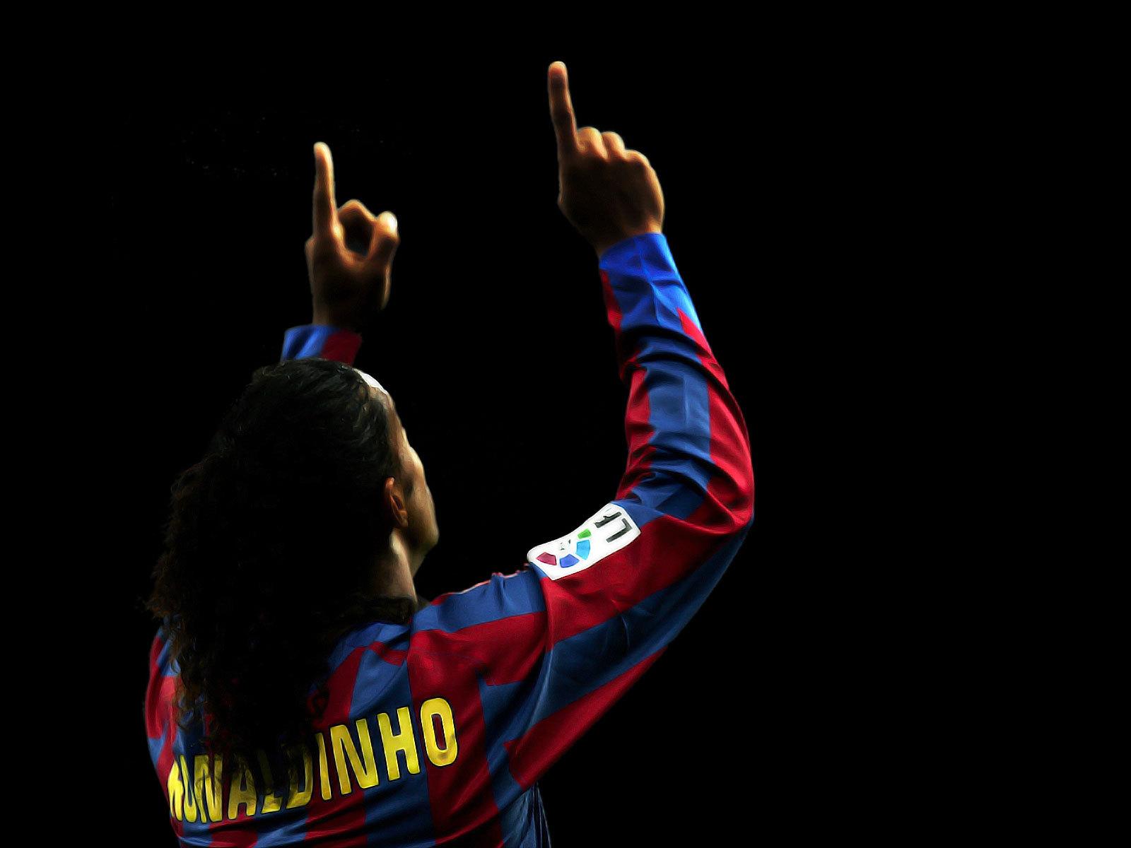 Ronaldinho Football Sport Desktop Photos: The Football Player Of Atletico Mineiro Ronaldinho On The
