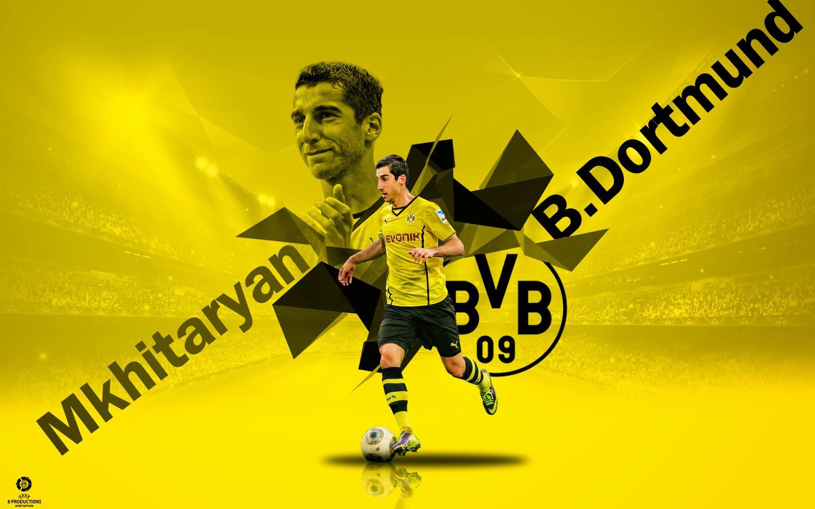 Dortmund Mkhitaryan