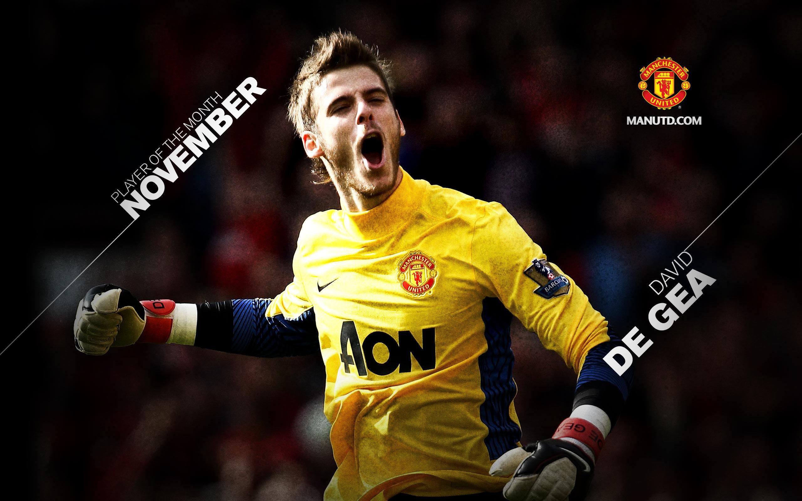 The Goalkeeper Of Manchester United David De Gea Is A Best