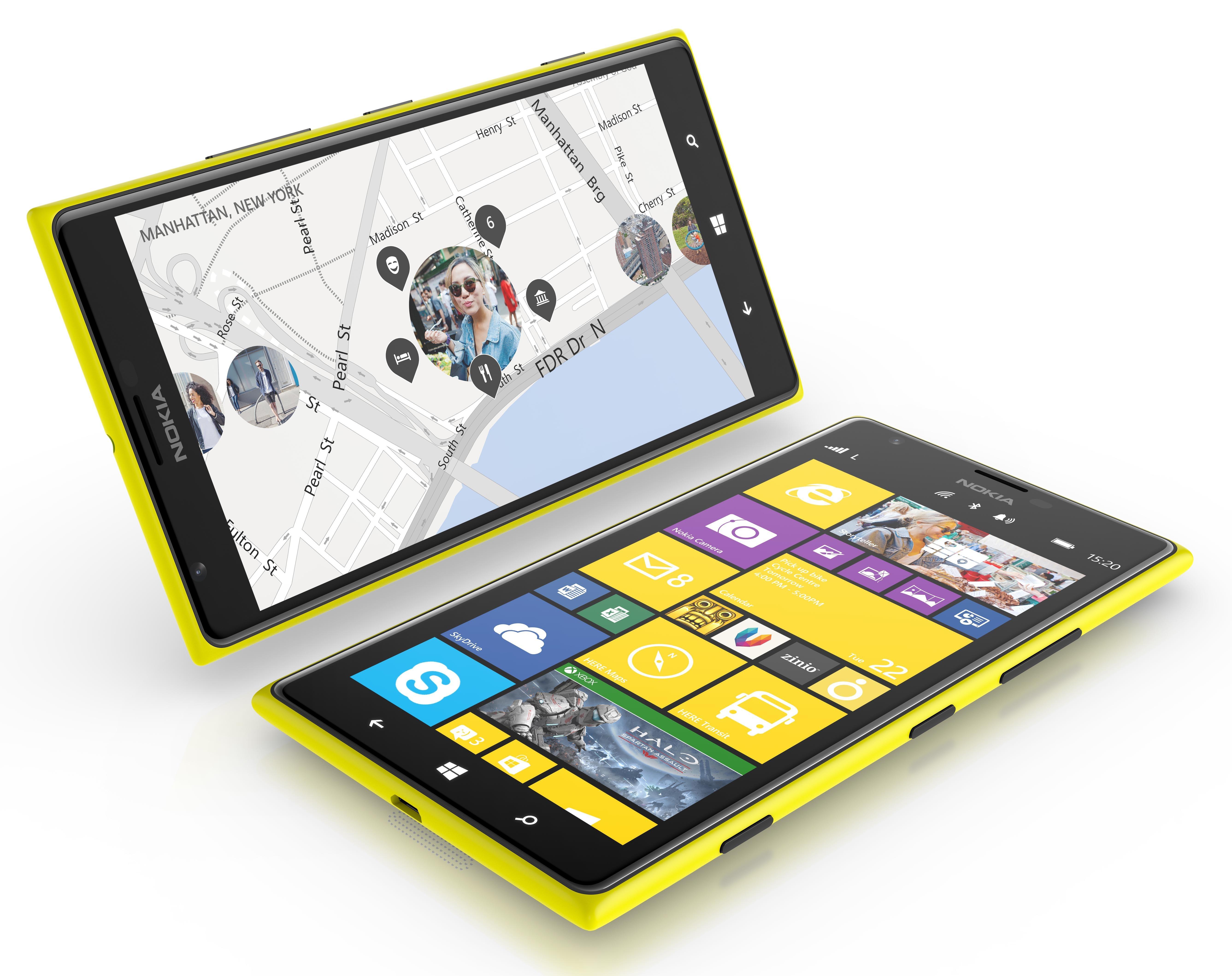 New Nokia Phone Lumia New Nokia Lumia 1520 First