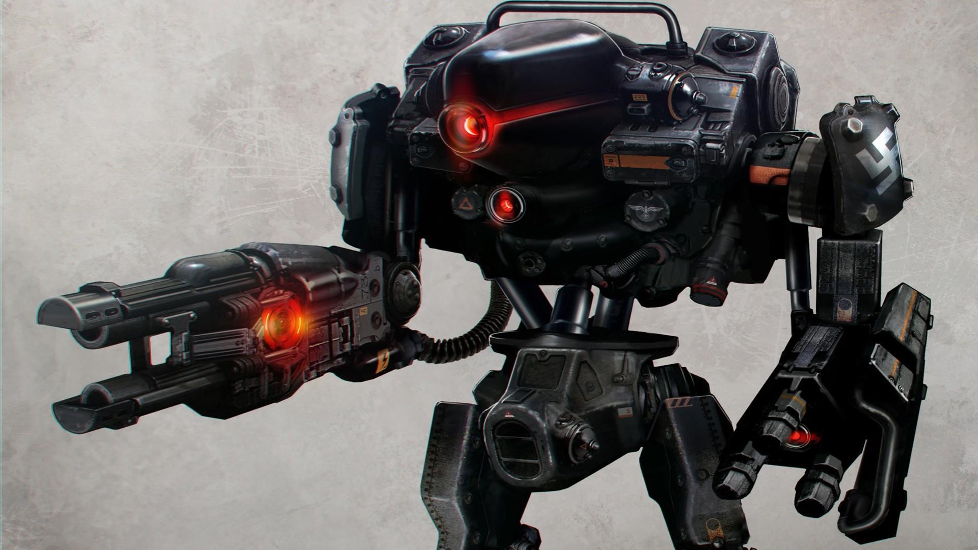 Крутые картинки роботов