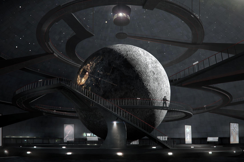 stuck on moon base wolfenstein - photo #25