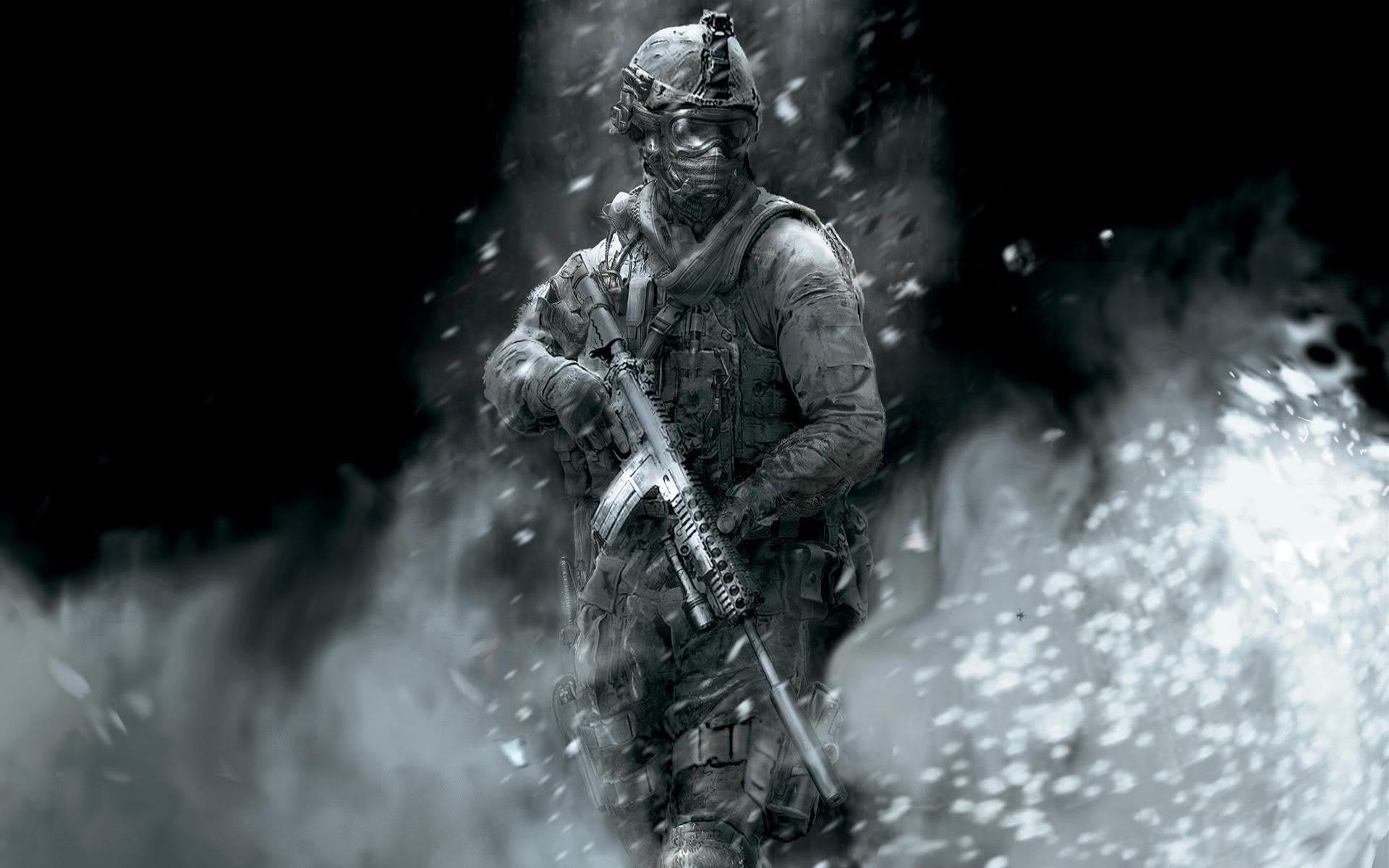 call of duty обои: