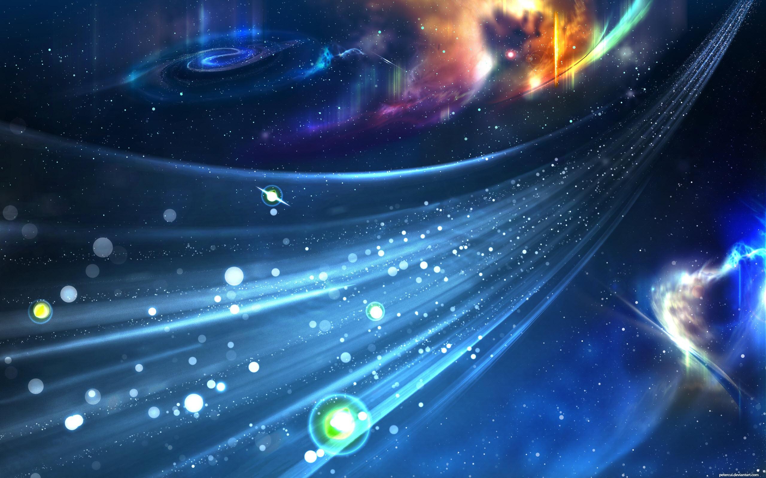 Фон космоса для открытки