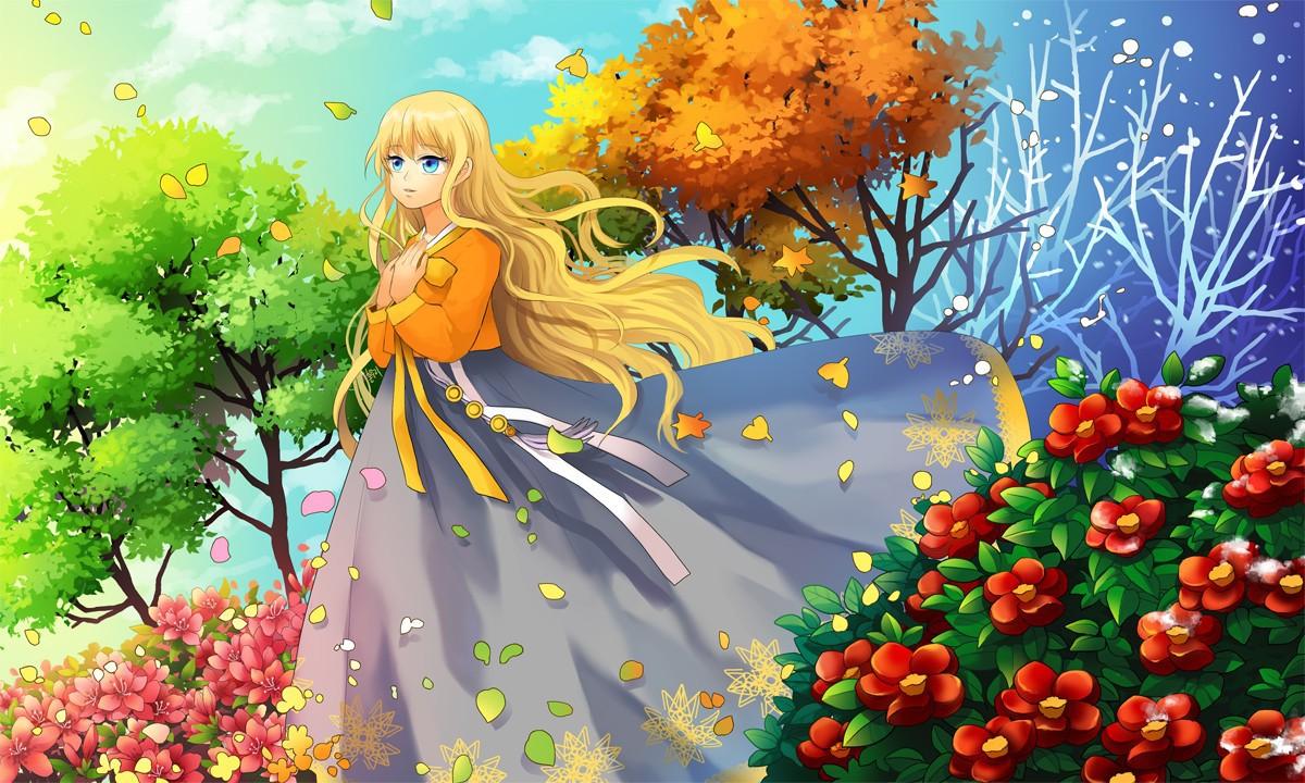Anime spring 2014