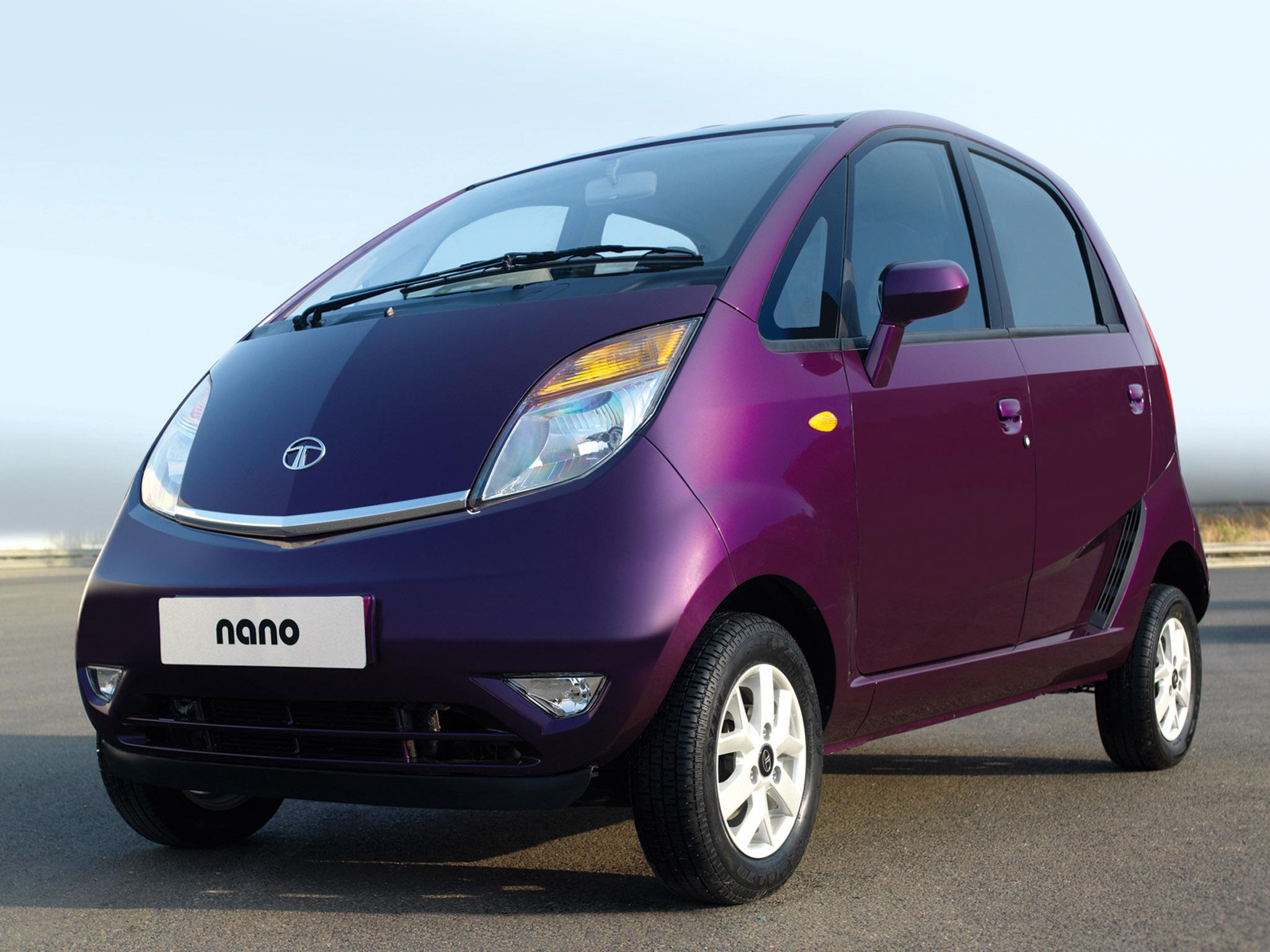 Design of tata nano car - Design Car Tata Nano 2014