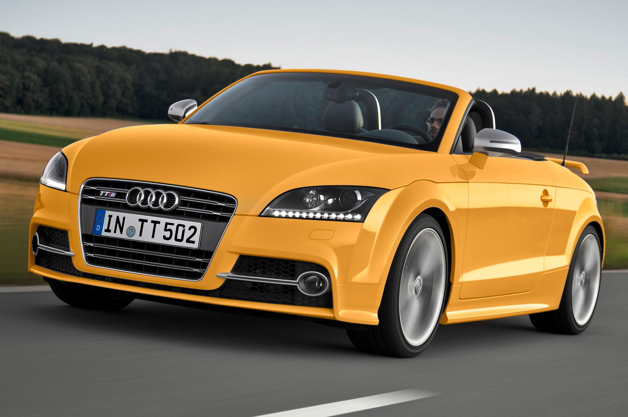 Car Brand Audi TT Models Wallpapers And Images Wallpapers - Audi car new model