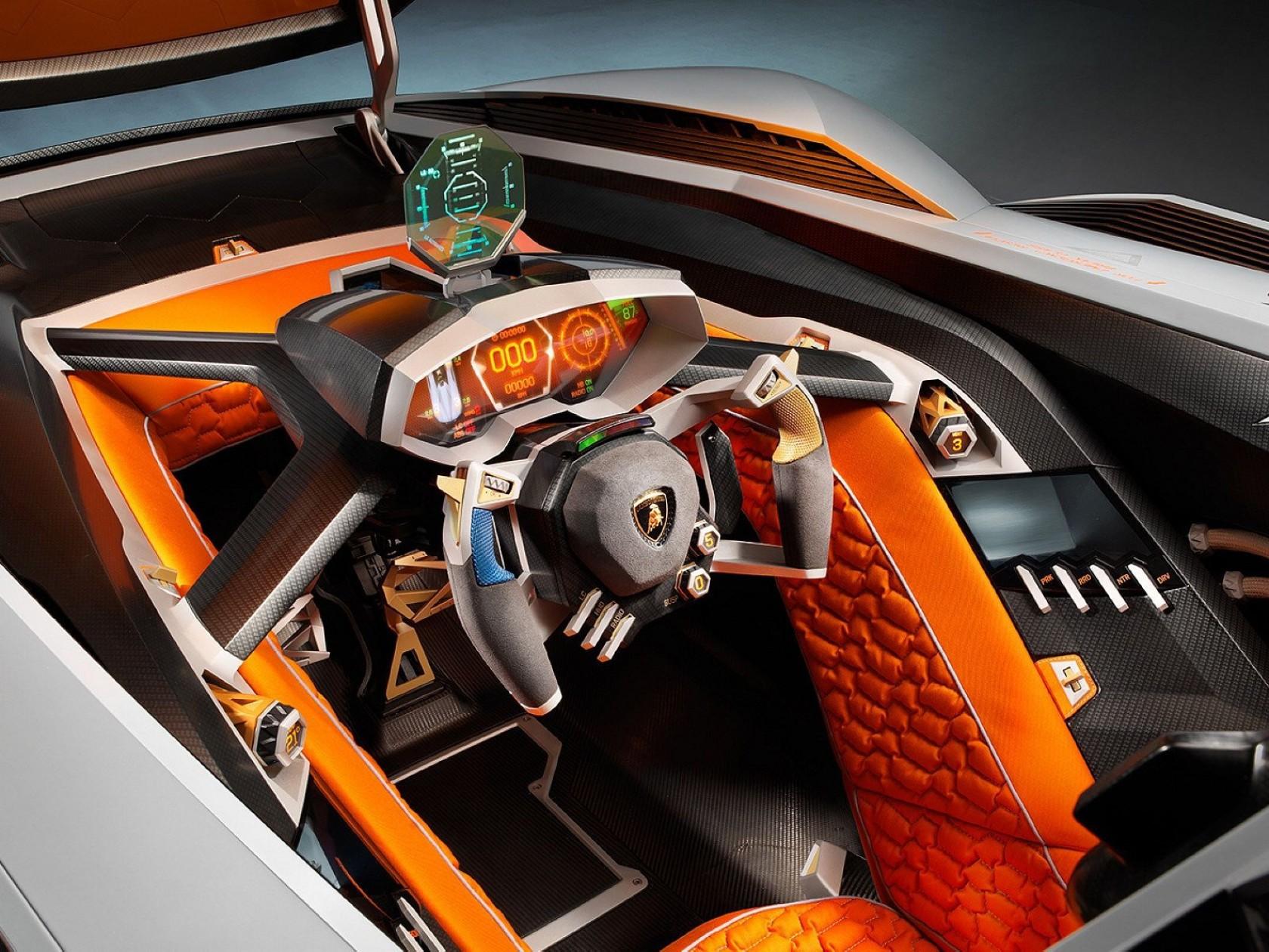 car design lamborghini egoista