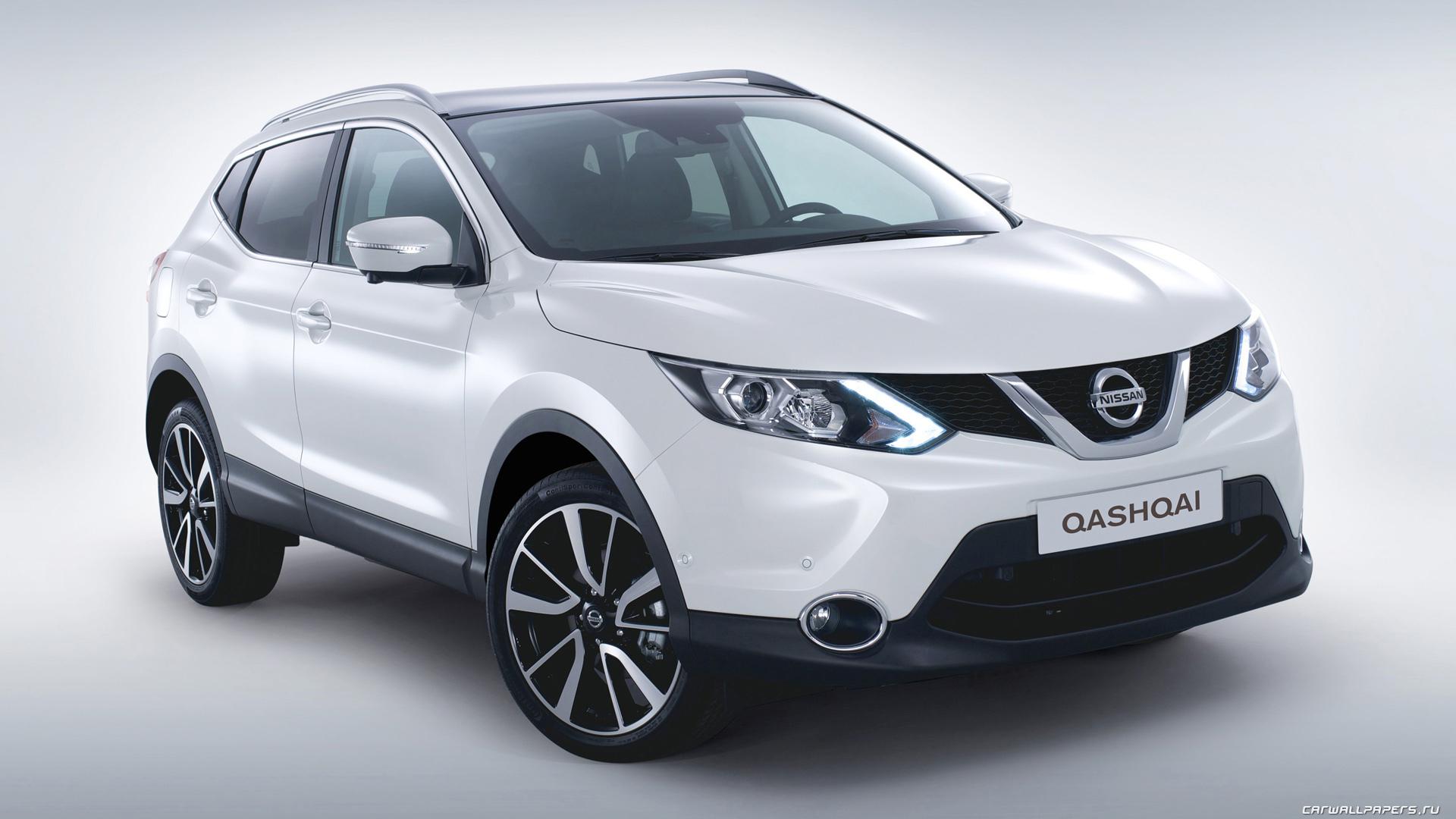 Автомобиль марки Nissan модели Quashqai 2014 - обои для ...: http://www.zastavki.com/rus/Auto/Nissan/wallpaper-62653.htm