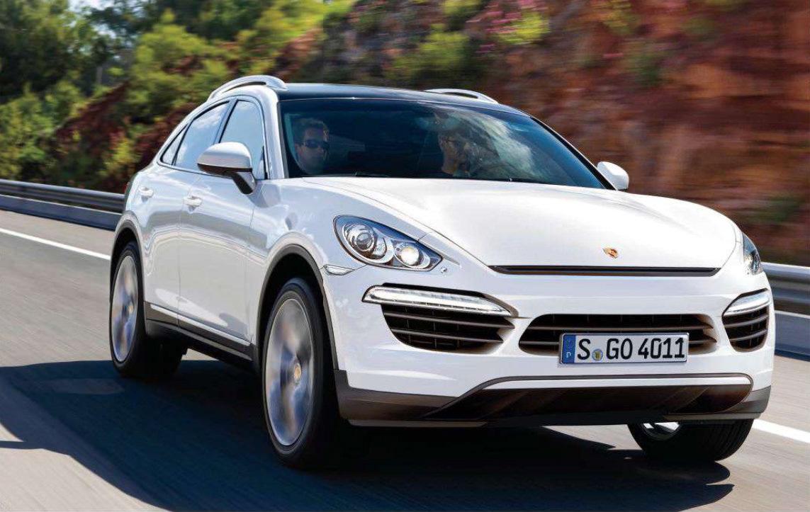 Porsche Macan S 2014 Wallpapers: White Porsche Macan Wallpapers And Images