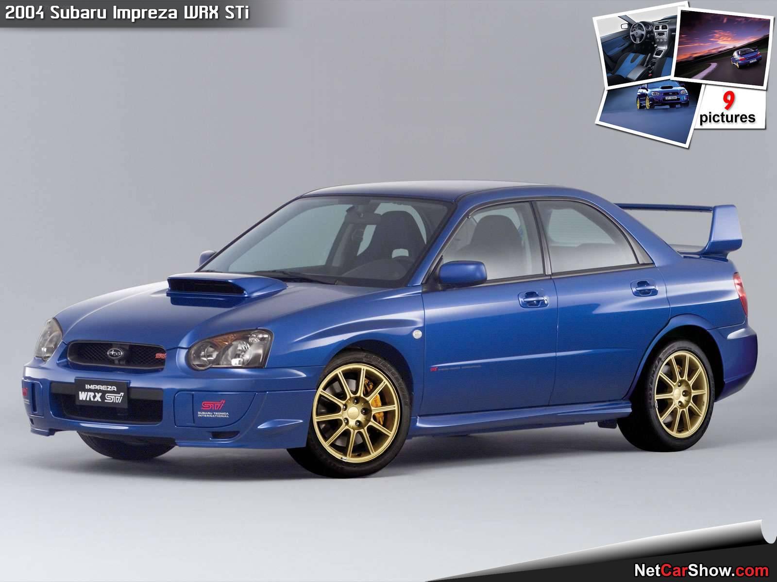 Beautiful Car Subaru Impreza Wrx Sti In Moscow Wallpapers
