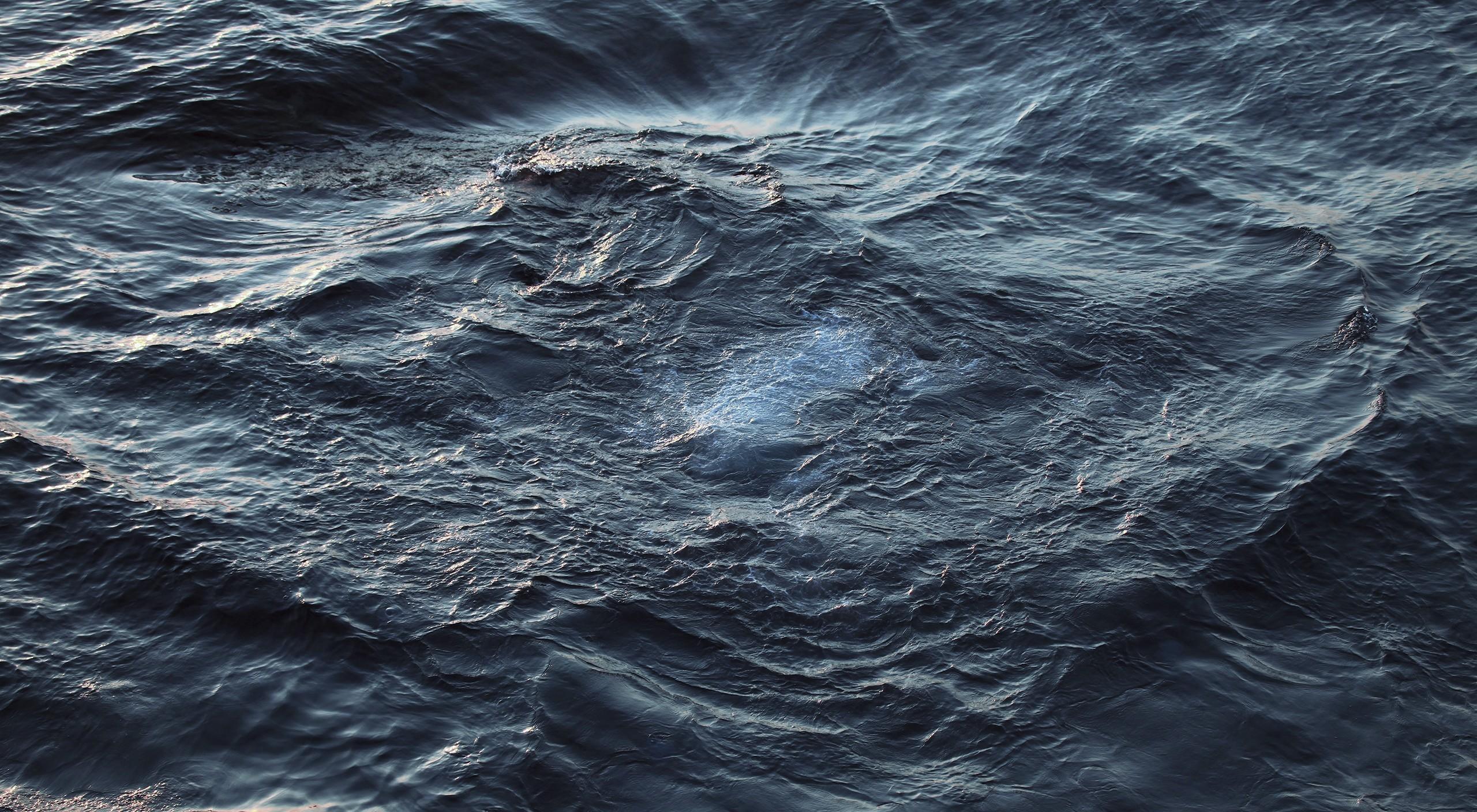 Обои и картинки океан на рабочий стол