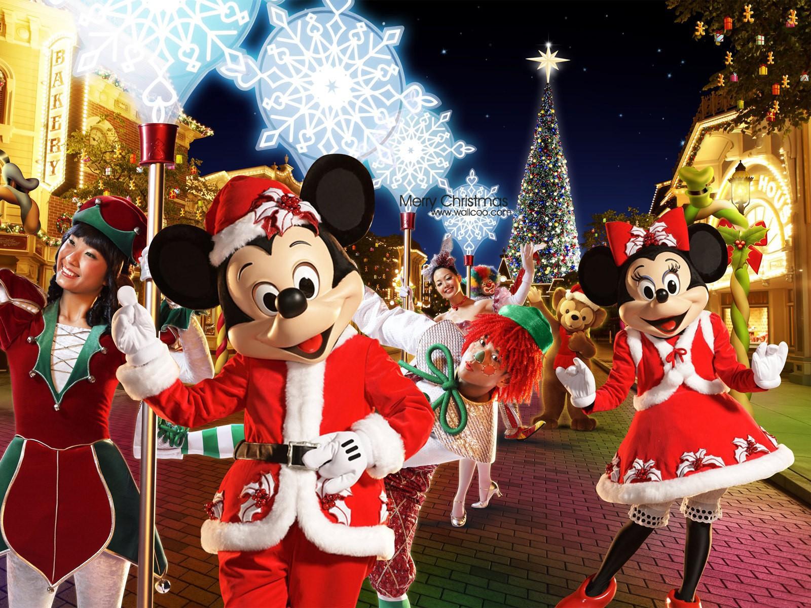 Wonderful Wallpaper Christmas Mickey Mouse - Christmas_wallpapers____Mickey_mouse_on_Christmas_069796_  Trends_346861 .jpg