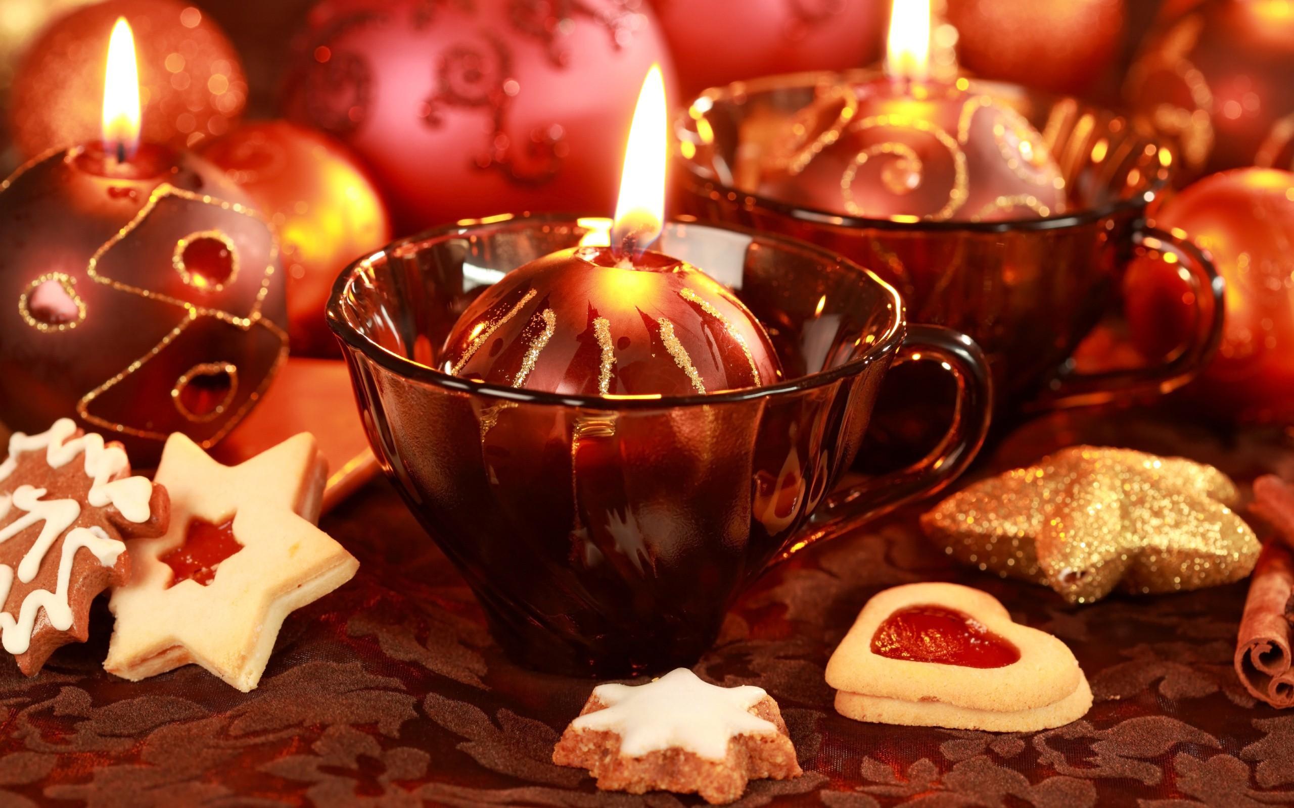 Открытки сделанные, красивые картинки новый год и рождество на рабочий стол