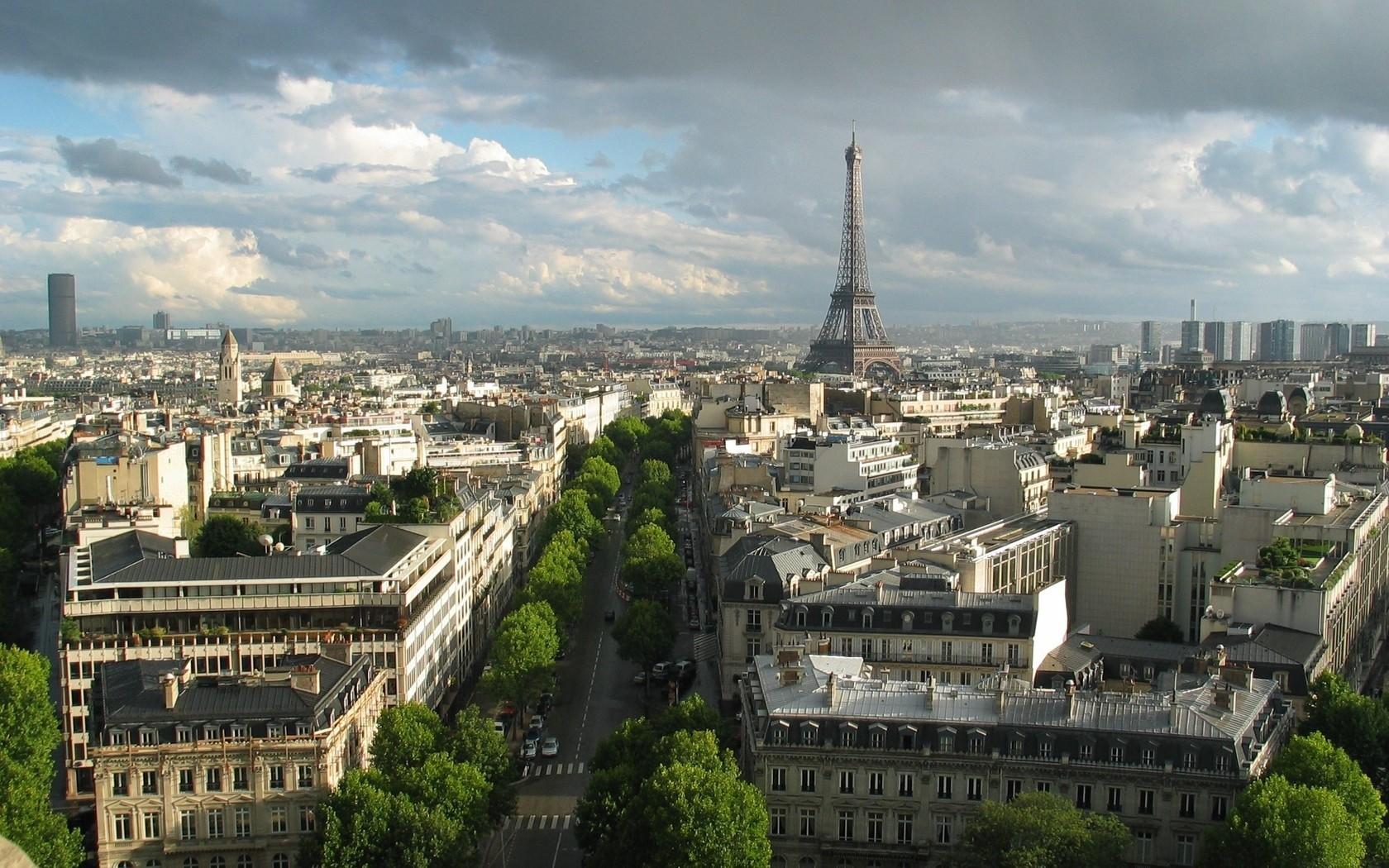 фотографий парижа