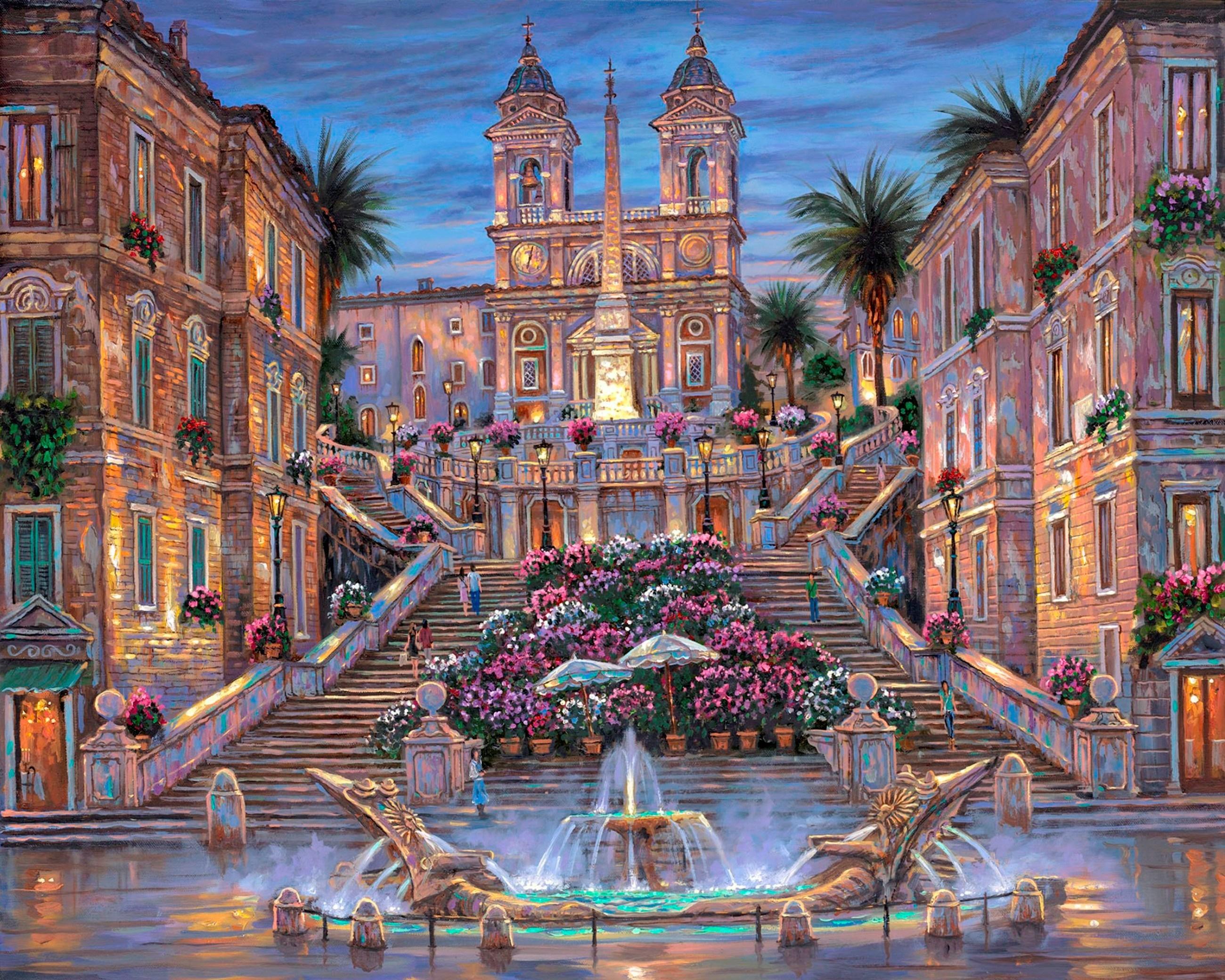 Открытки городами мира