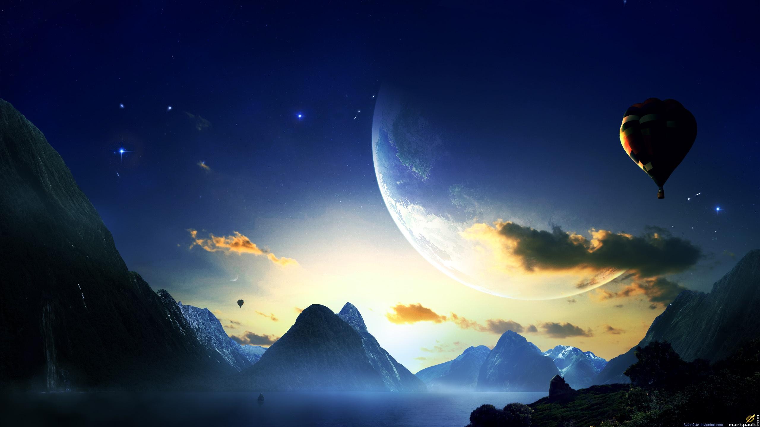 картинки полет лунное небо ночь регулярно получаем заказы