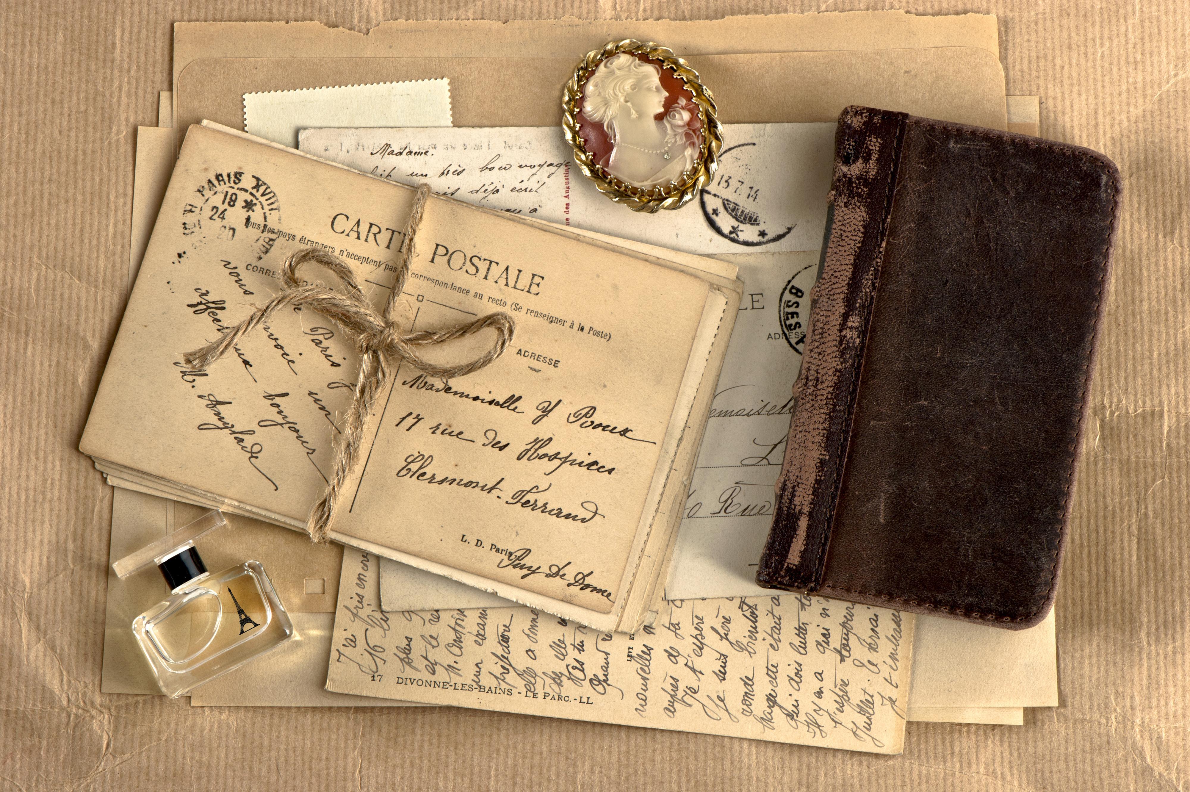 Открытка, приснилось письмо с открытками