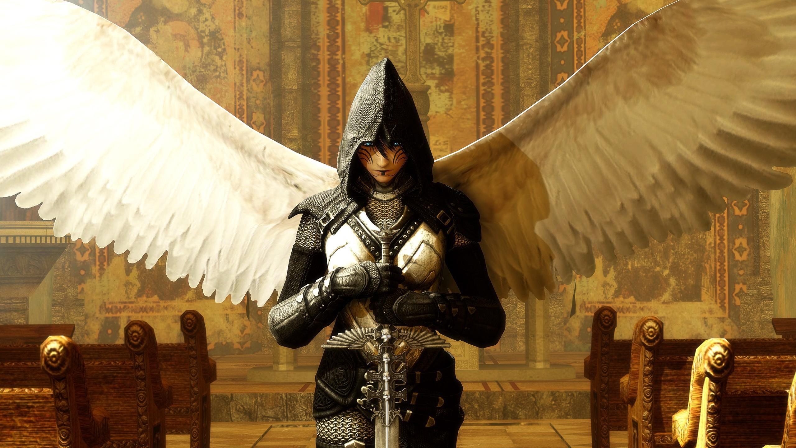 скандинавского ангел в капюшоне фото питона