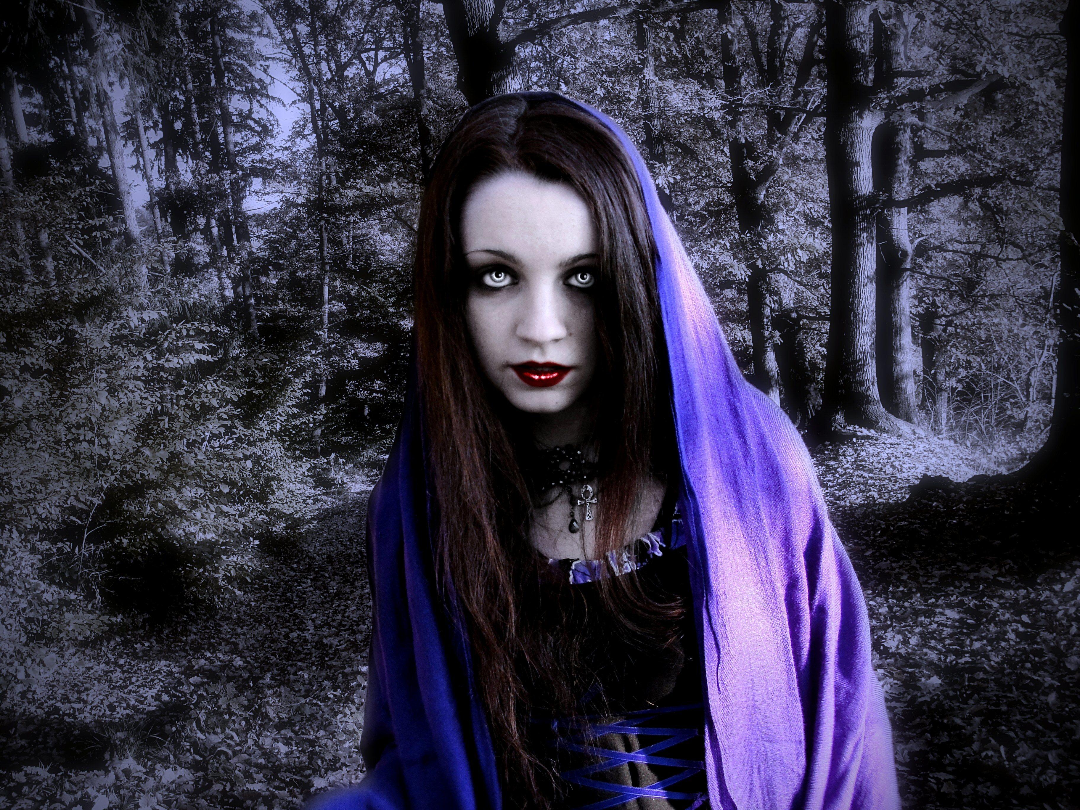Картинки страшные вампиров