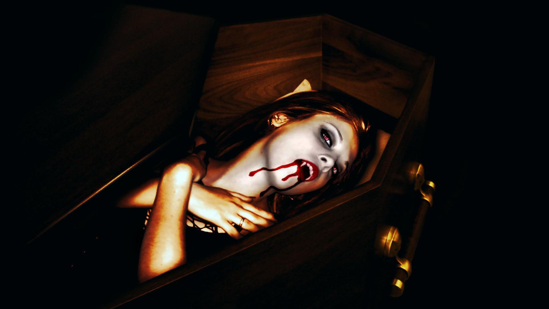 Vampire girl kiss video 3gp download sexy movie