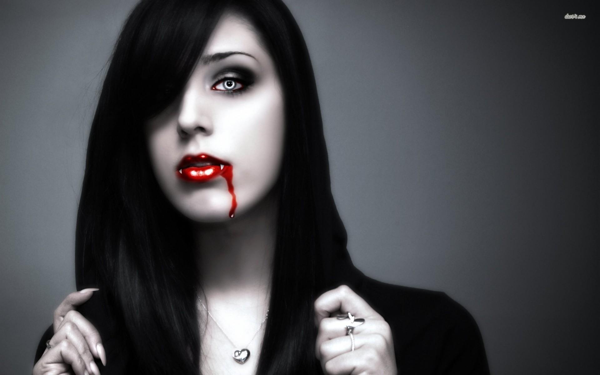 Картинки грустных вампиров