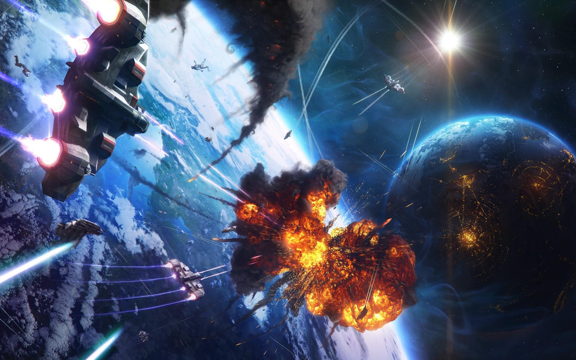 Картинка космический войны