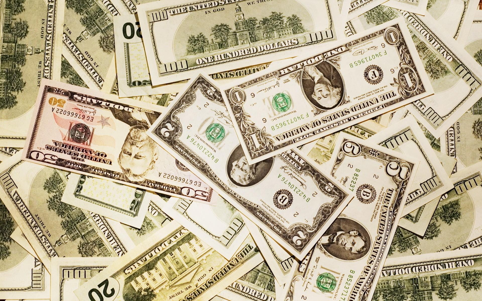 Долларовые открытки