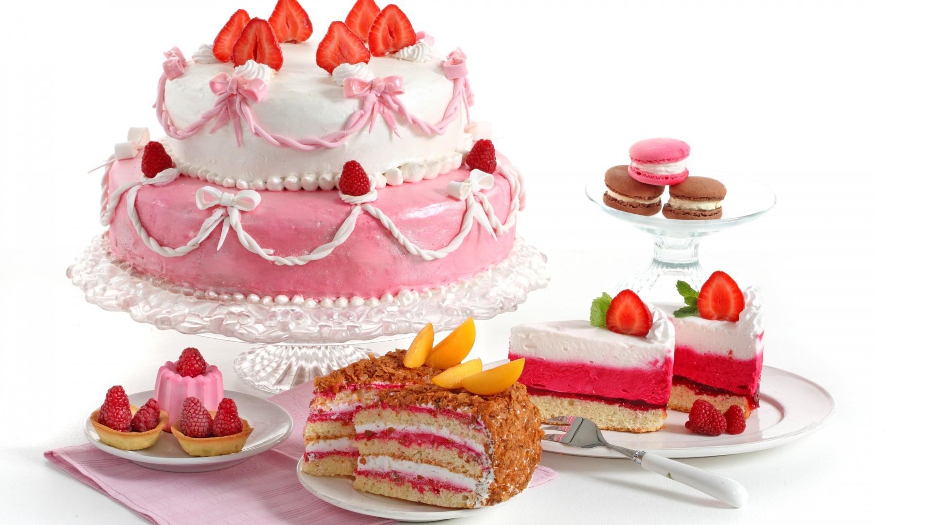 Картинки и обои с тортами