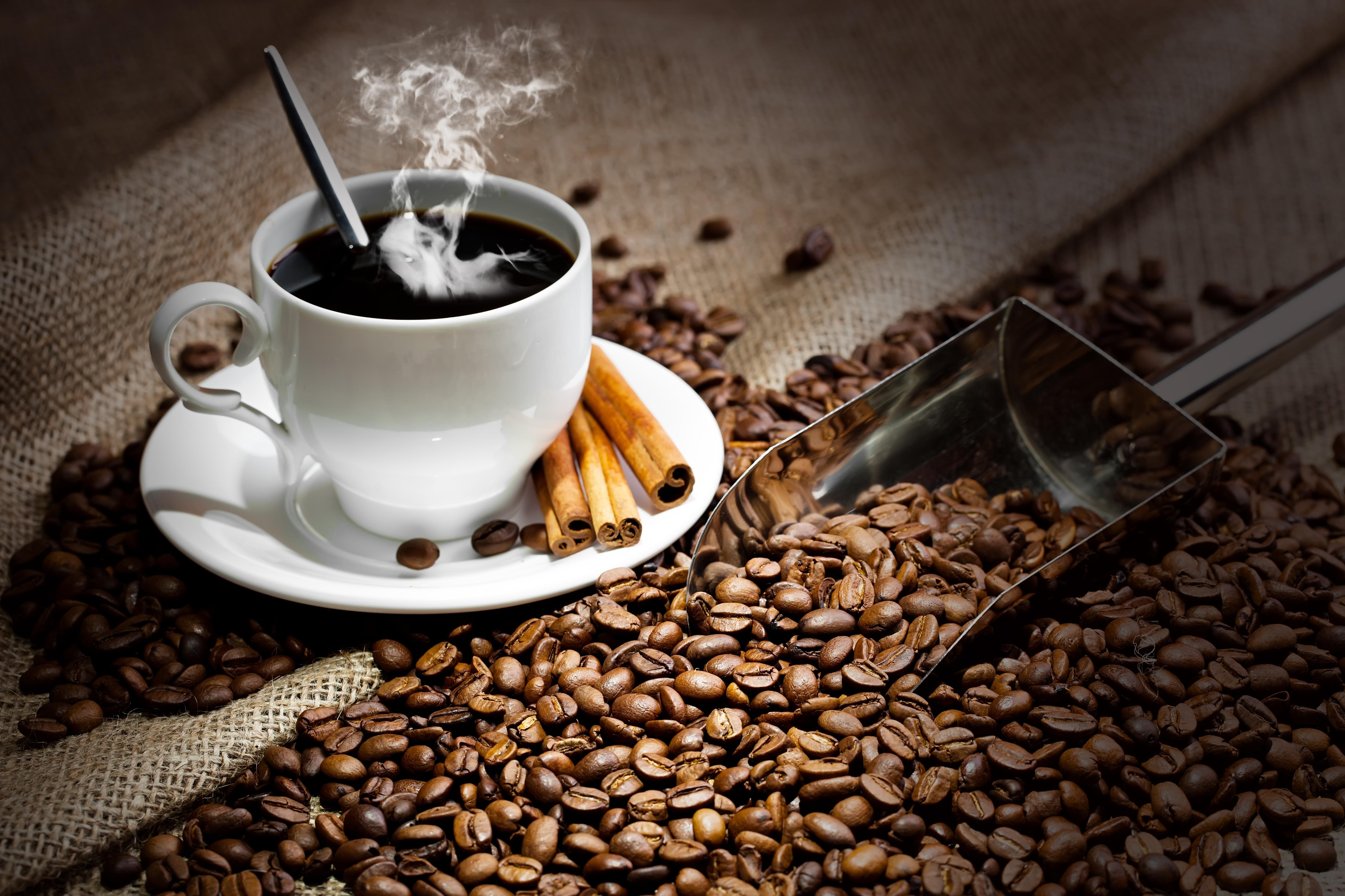 Черный кофе картинка