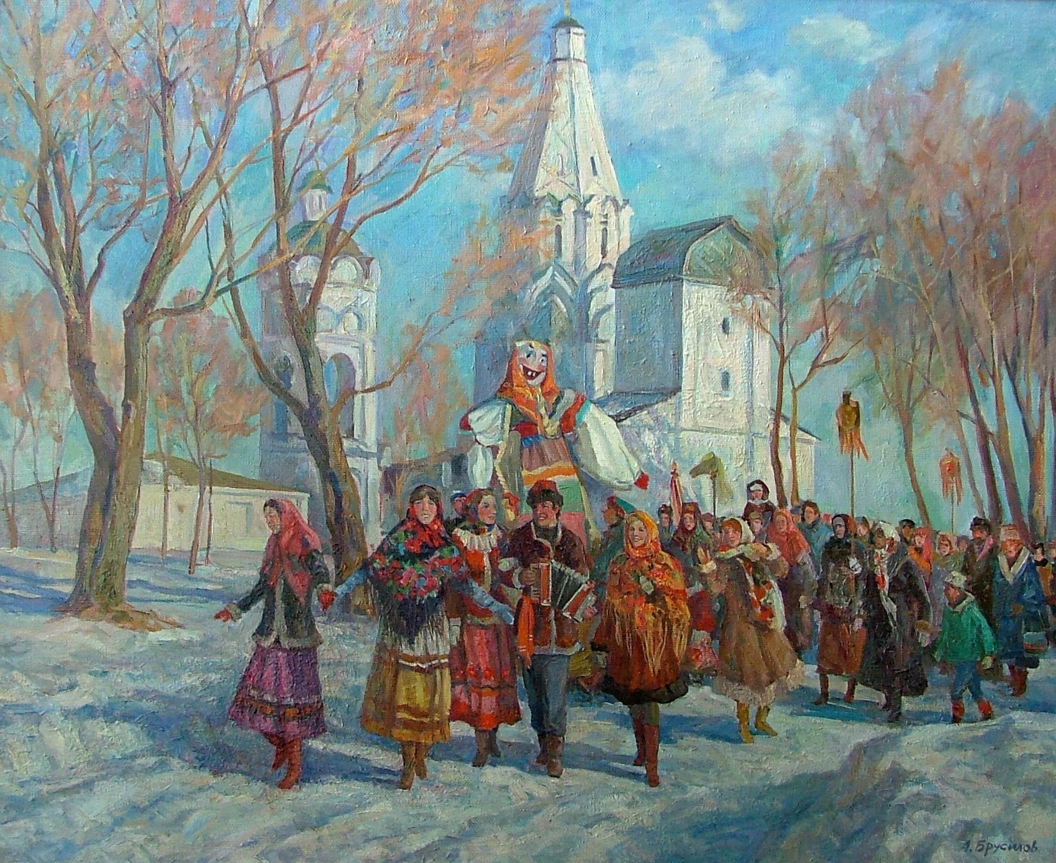 Картинки на проводы зимы